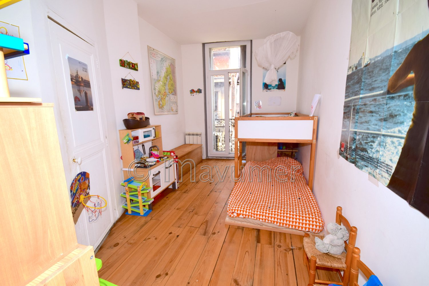 Sale Apartment - Marseille 1er Thiers