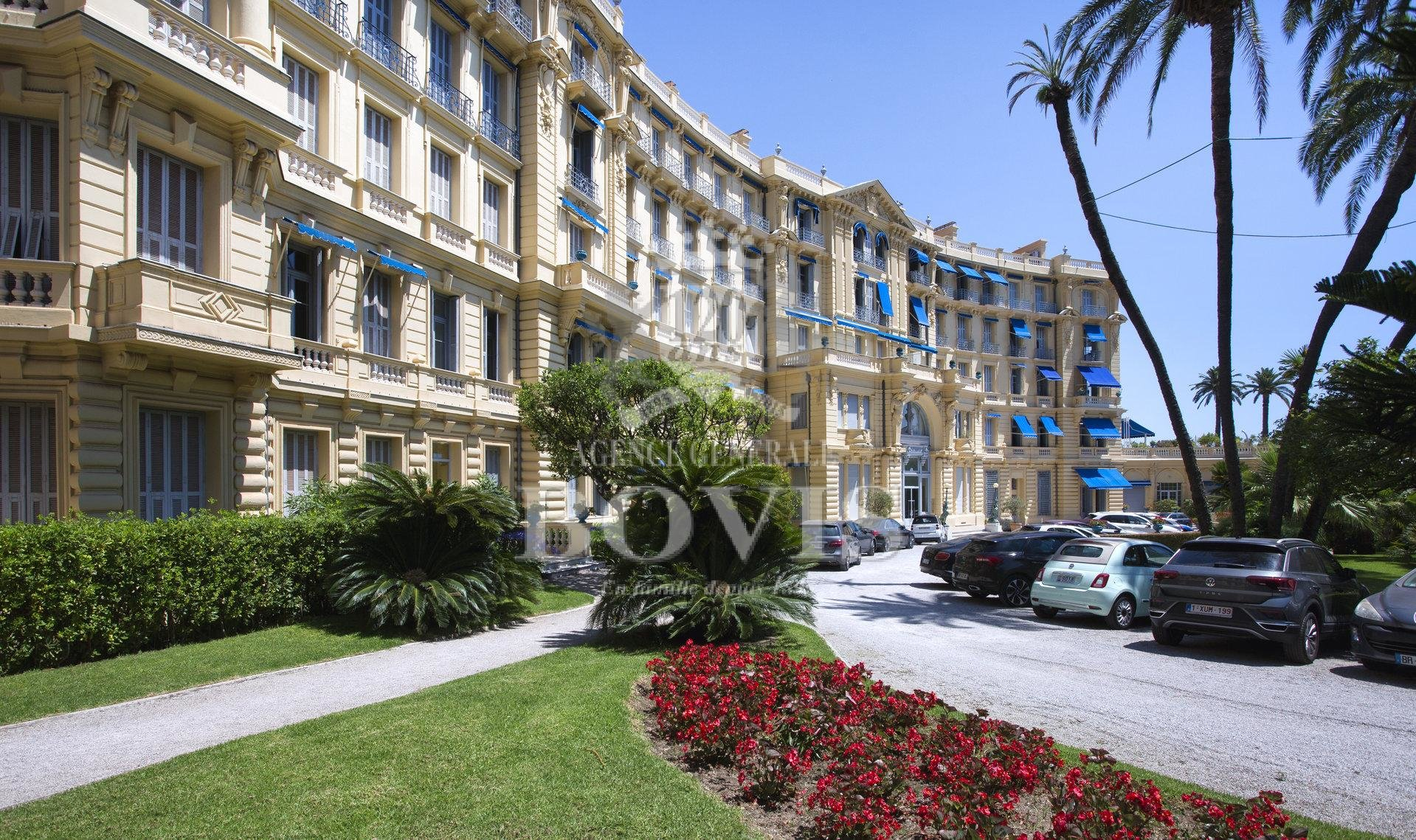Seasonal rental Apartment - Beaulieu-sur-Mer