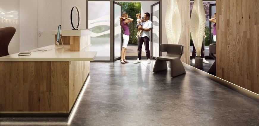 Appartement neuf T3 ouest grande terrasse bayonne centre à vendre