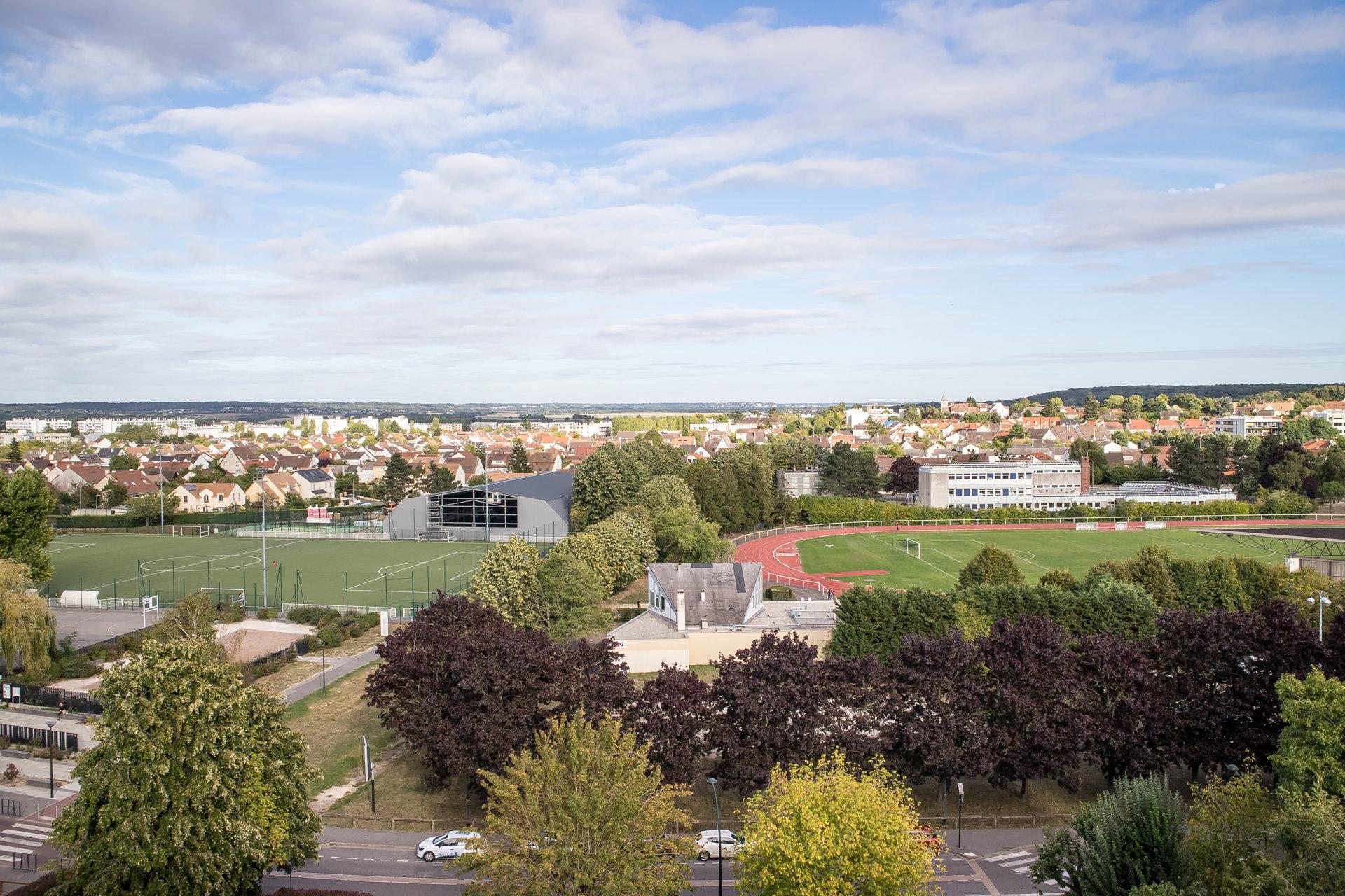 Appartement vue panoramique