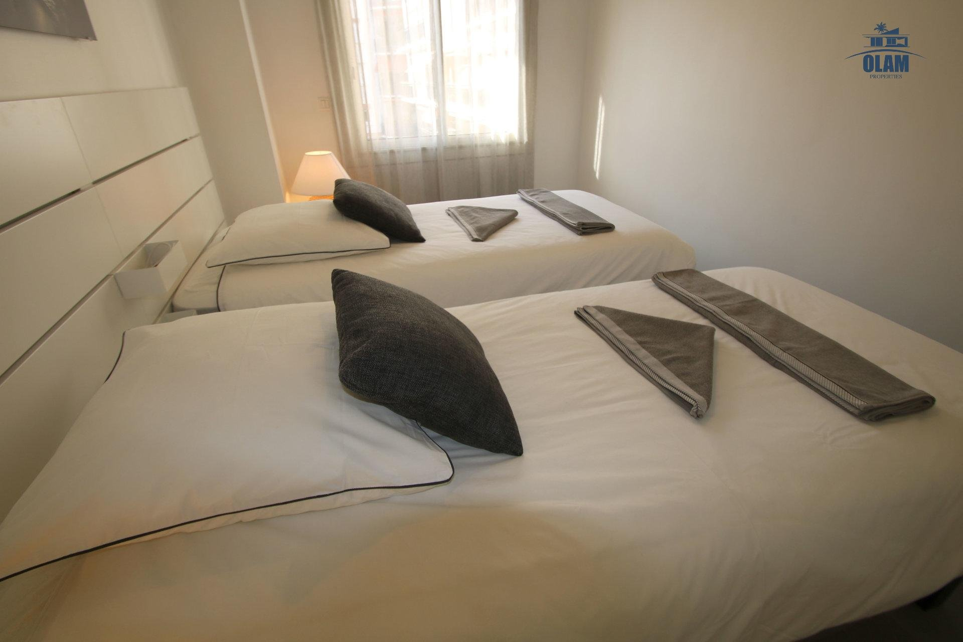 Bedroom, Cannes, Seasonal rental, Croisette, Armenonville, French Riviera