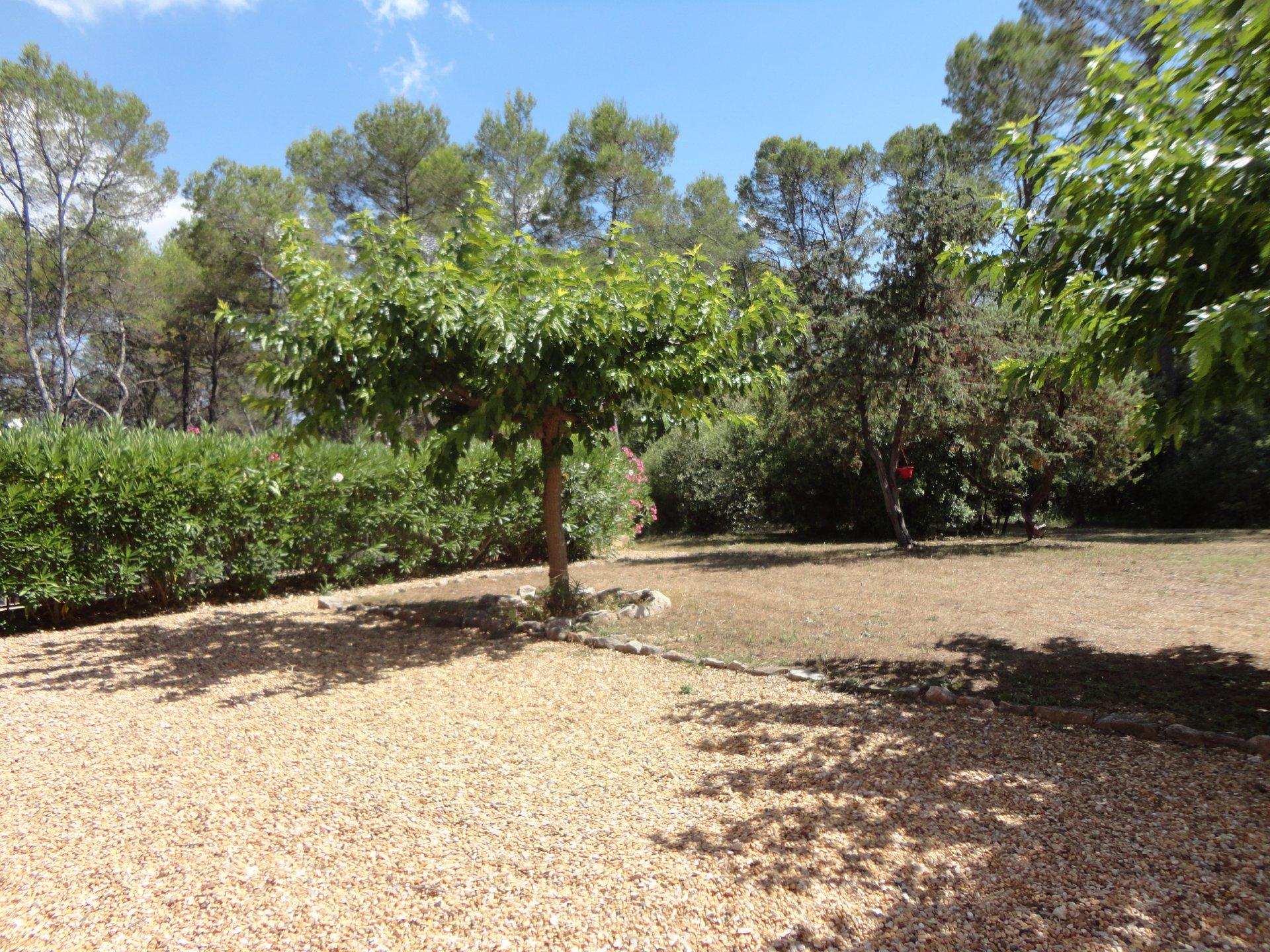 Seillans: villa rustig en landelijk gelegen
