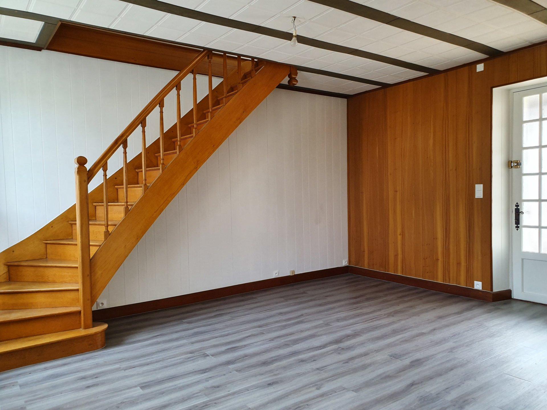 Maison restaurée - Channay sur lathan