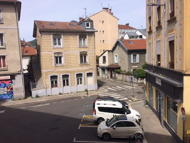 Grenoble  rue Jean Prévost