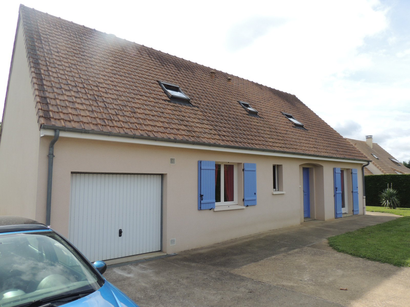 Vente Maison - Beaumont Sur Sarthe