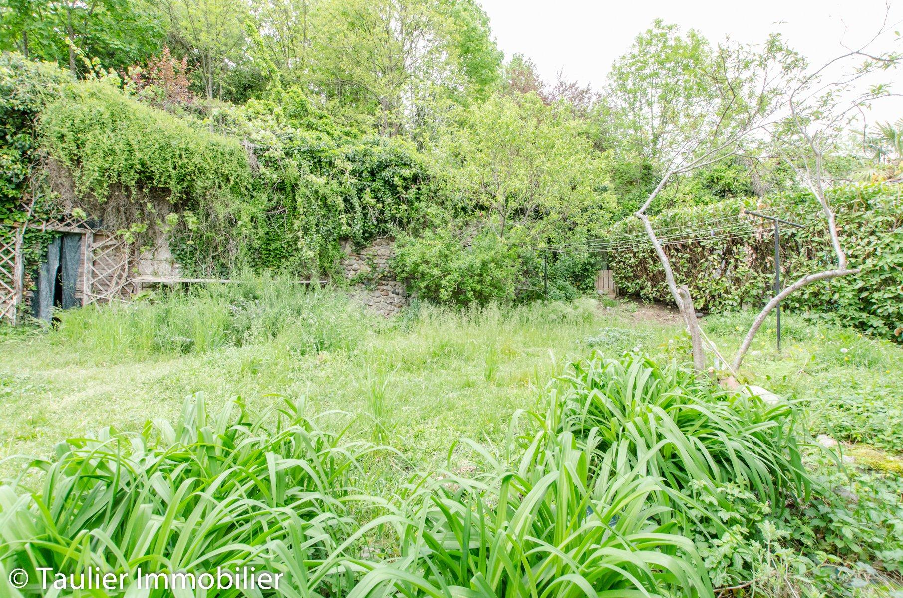 Appart T2 avec jardin privatif