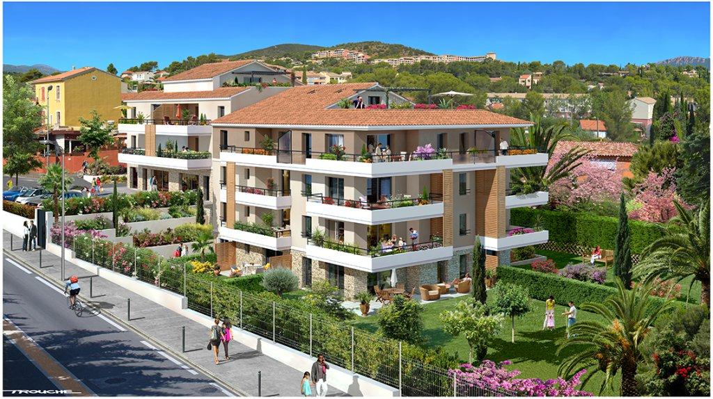 Appartements neufs au Dramont, Saint-Raphaël