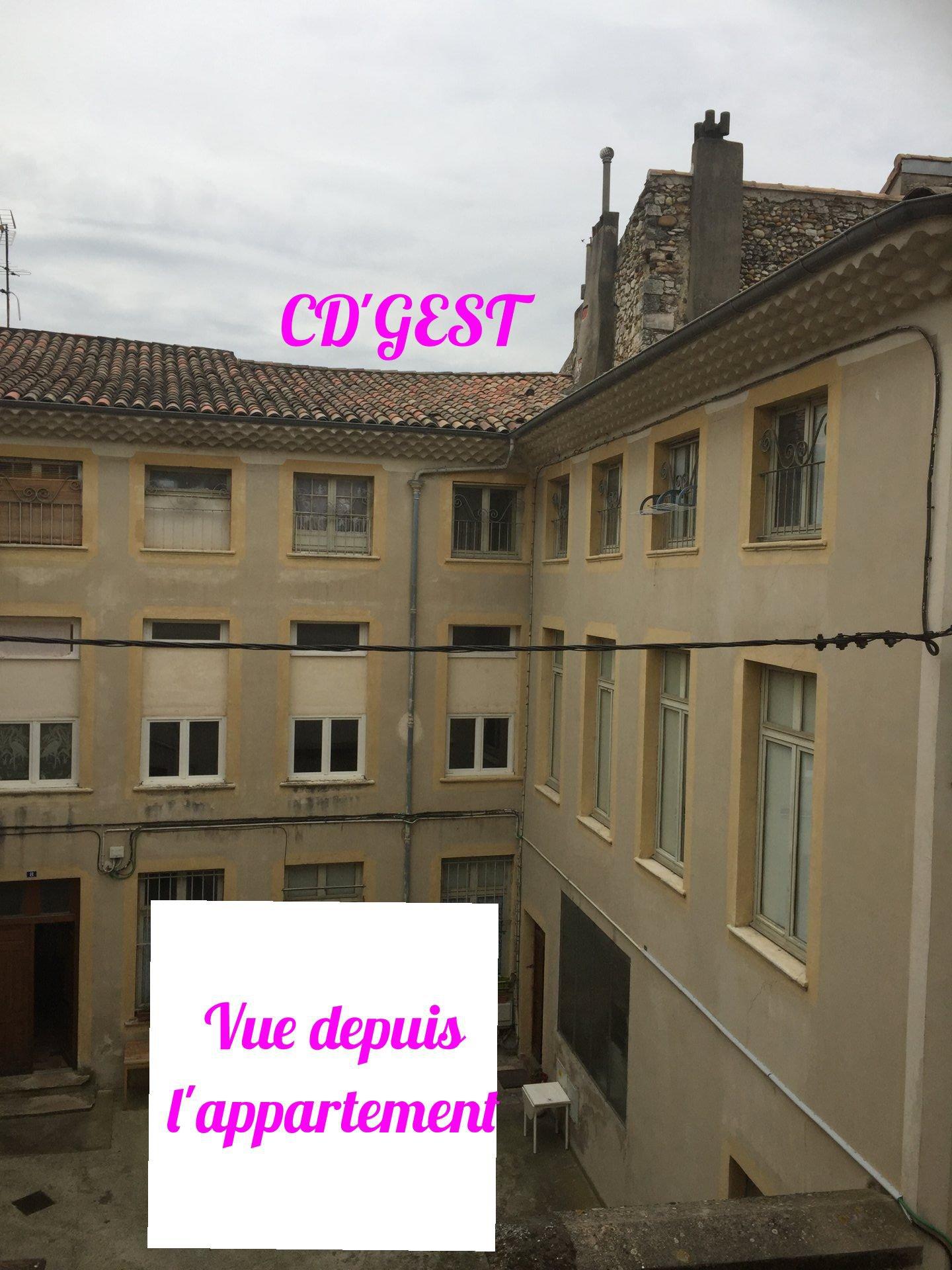 Appartement Montélimar T3 : 49.83 m2