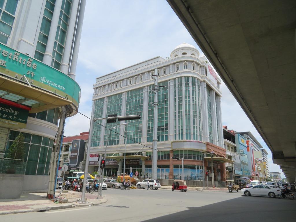 Rental Building Sen Sok