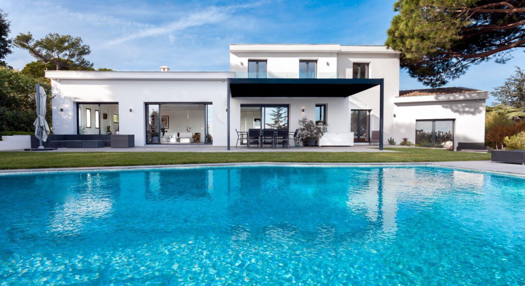 CANNES SUPER CANNES SPLENDIDE VILLA CONTEMPORAINE