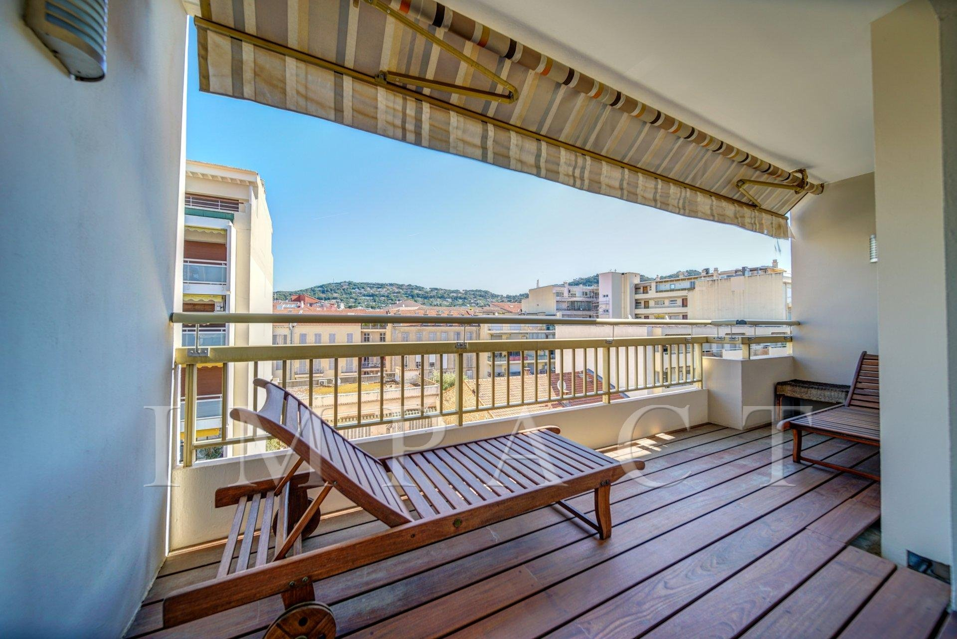 Beautiful apartment for rent near Croisette, Cannes