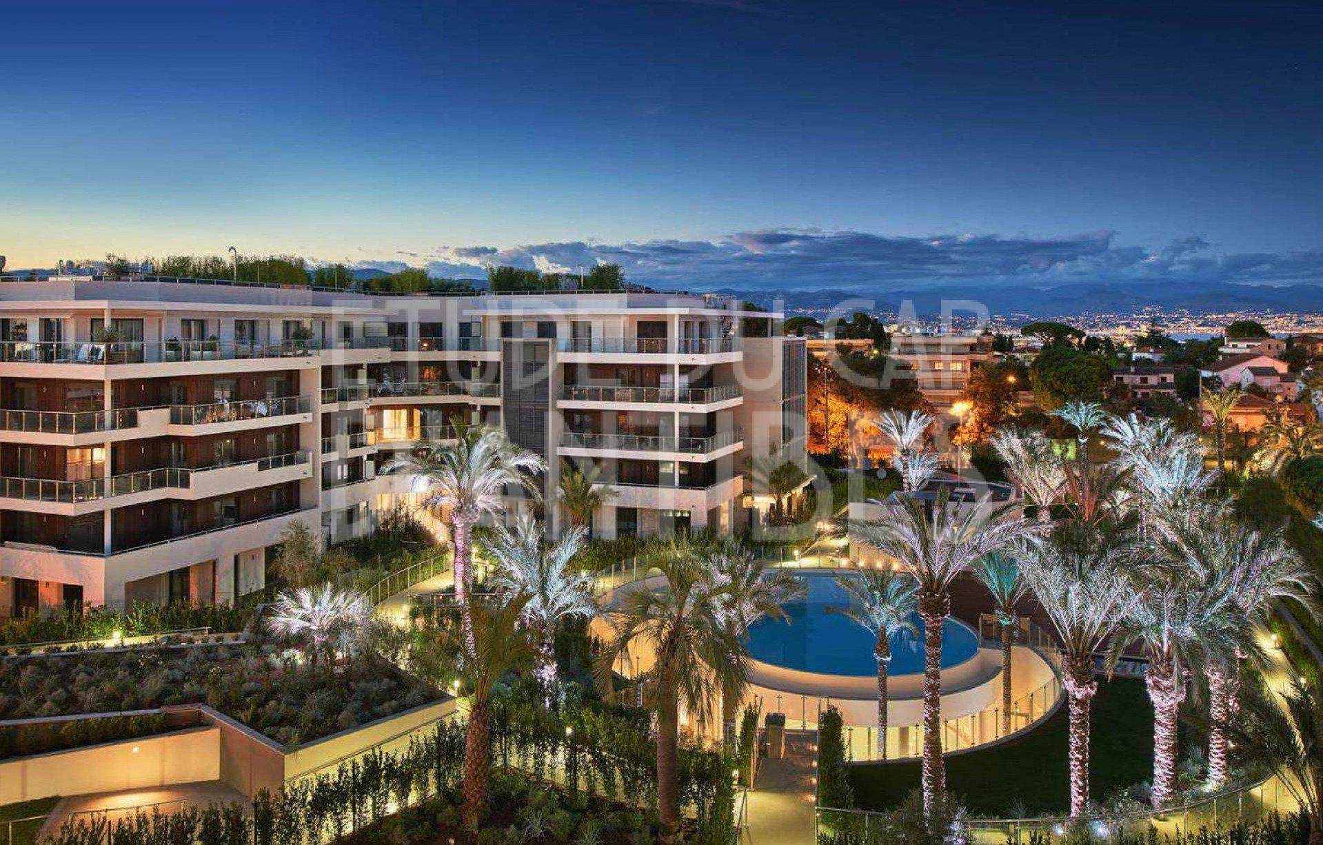 Luxury Development in Cap d'Antibes - Apartment to rent
