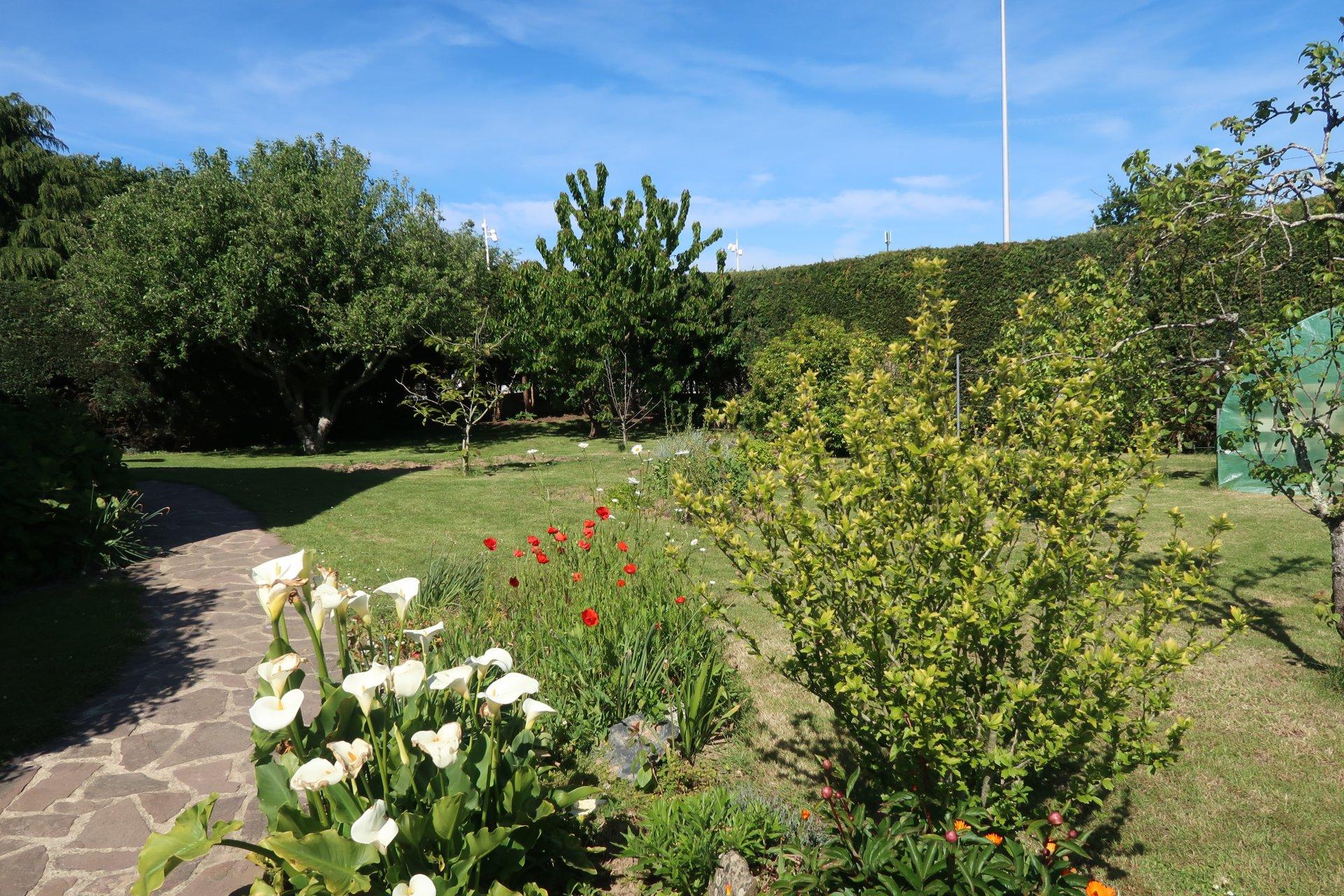 PLOEMEUR magnifique néo-bretonne sur 987m² de terrain.