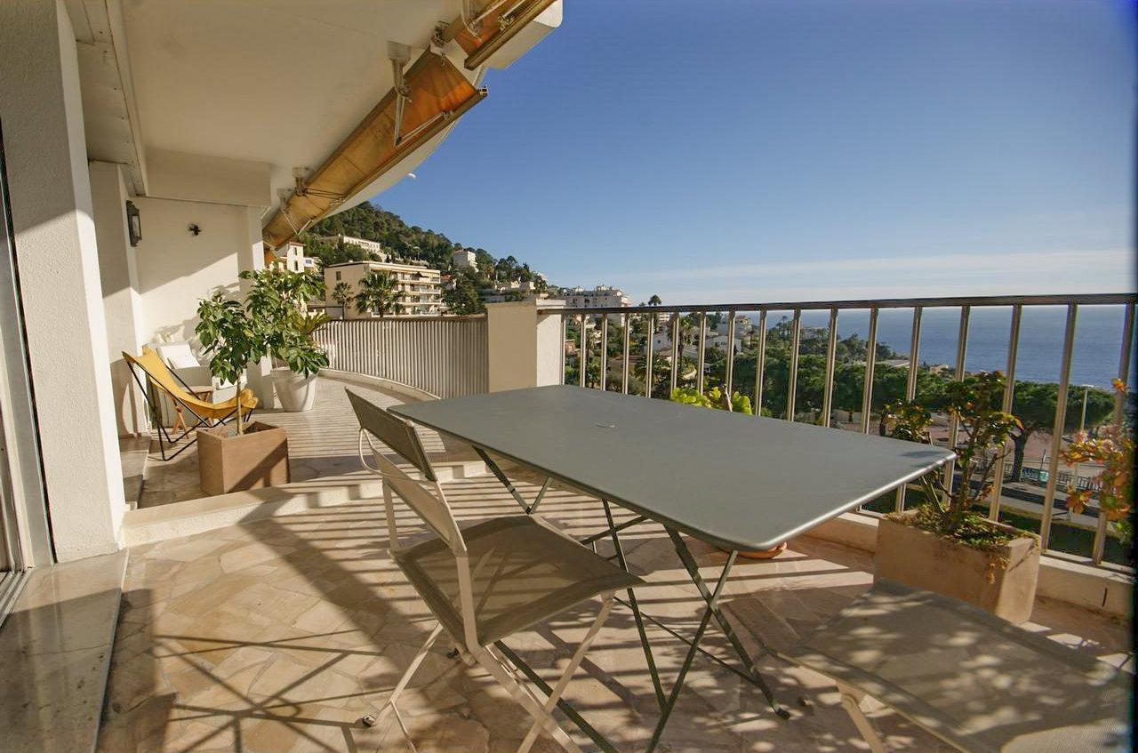 3/4P dans une résidence - Nice Mont Boron