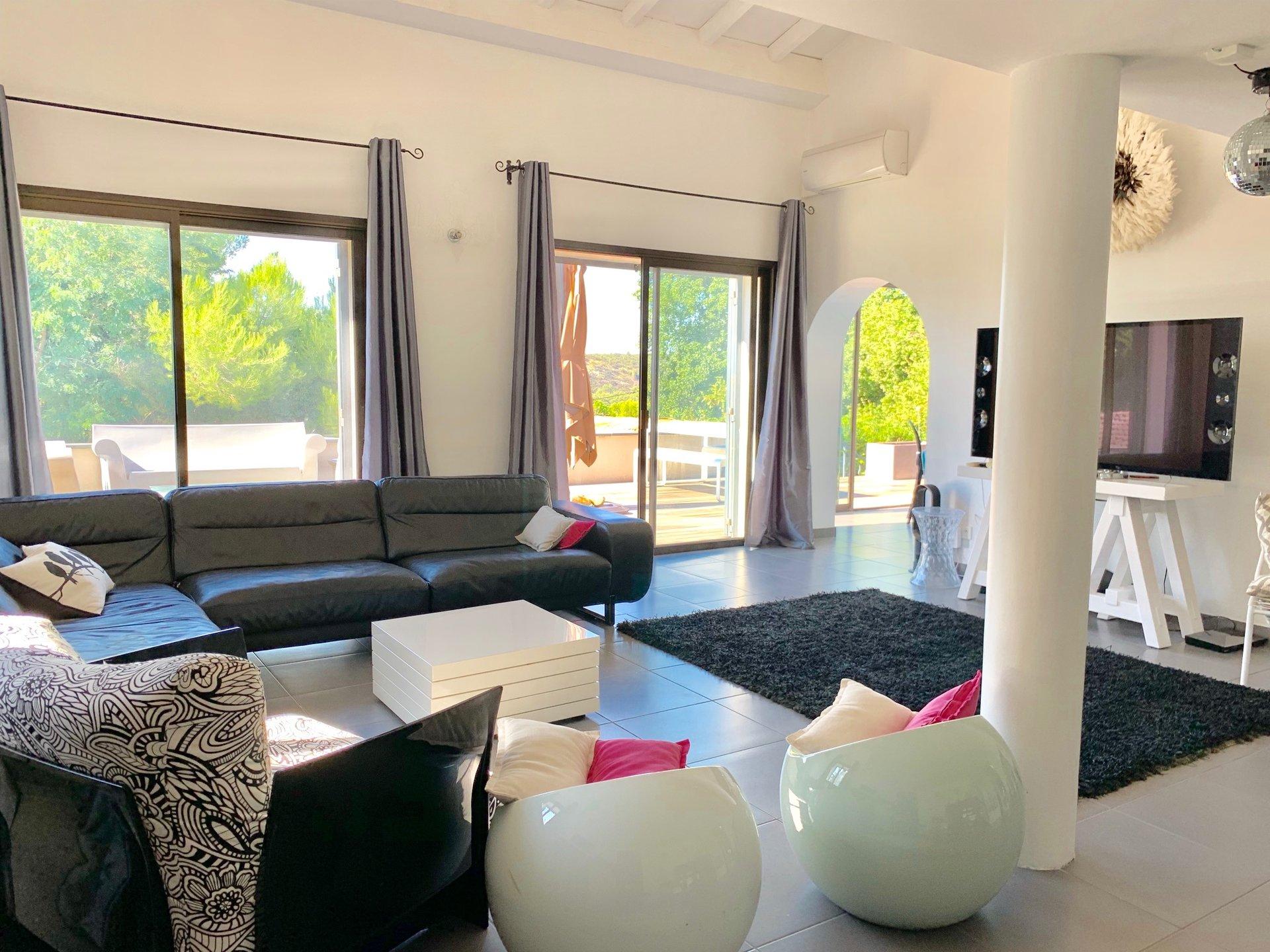 Villa Atypique aux portes d'Aix-en-provence