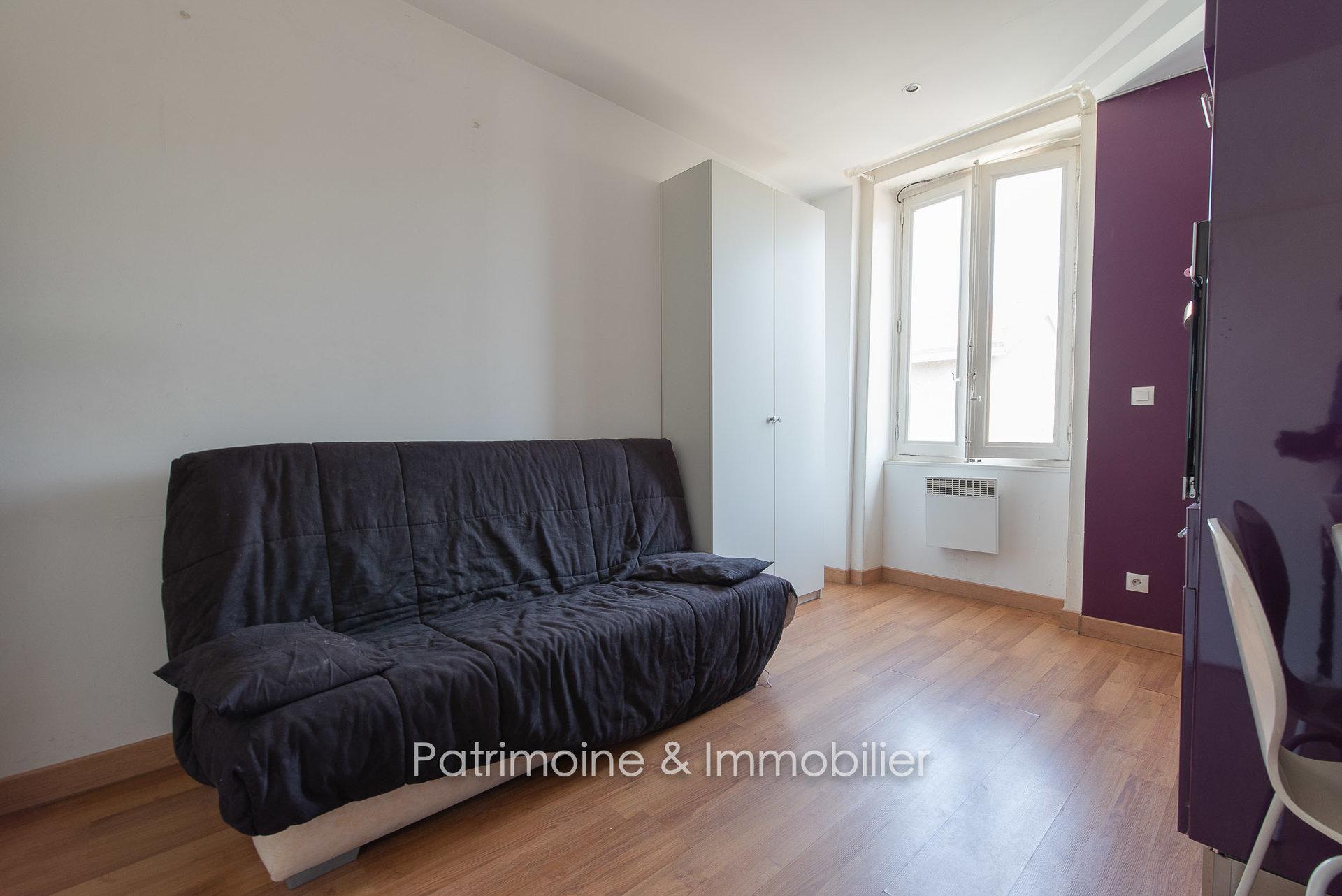 LYON 3 - Grange Blanche - Studio 15.05 m2 - 600 euros