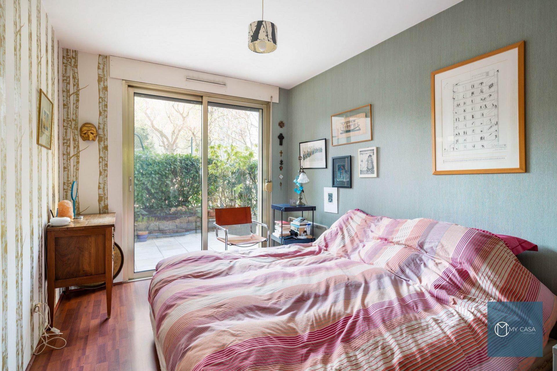 PLATEAU - Joli Rez de Jardin de 114 m2 au Calme