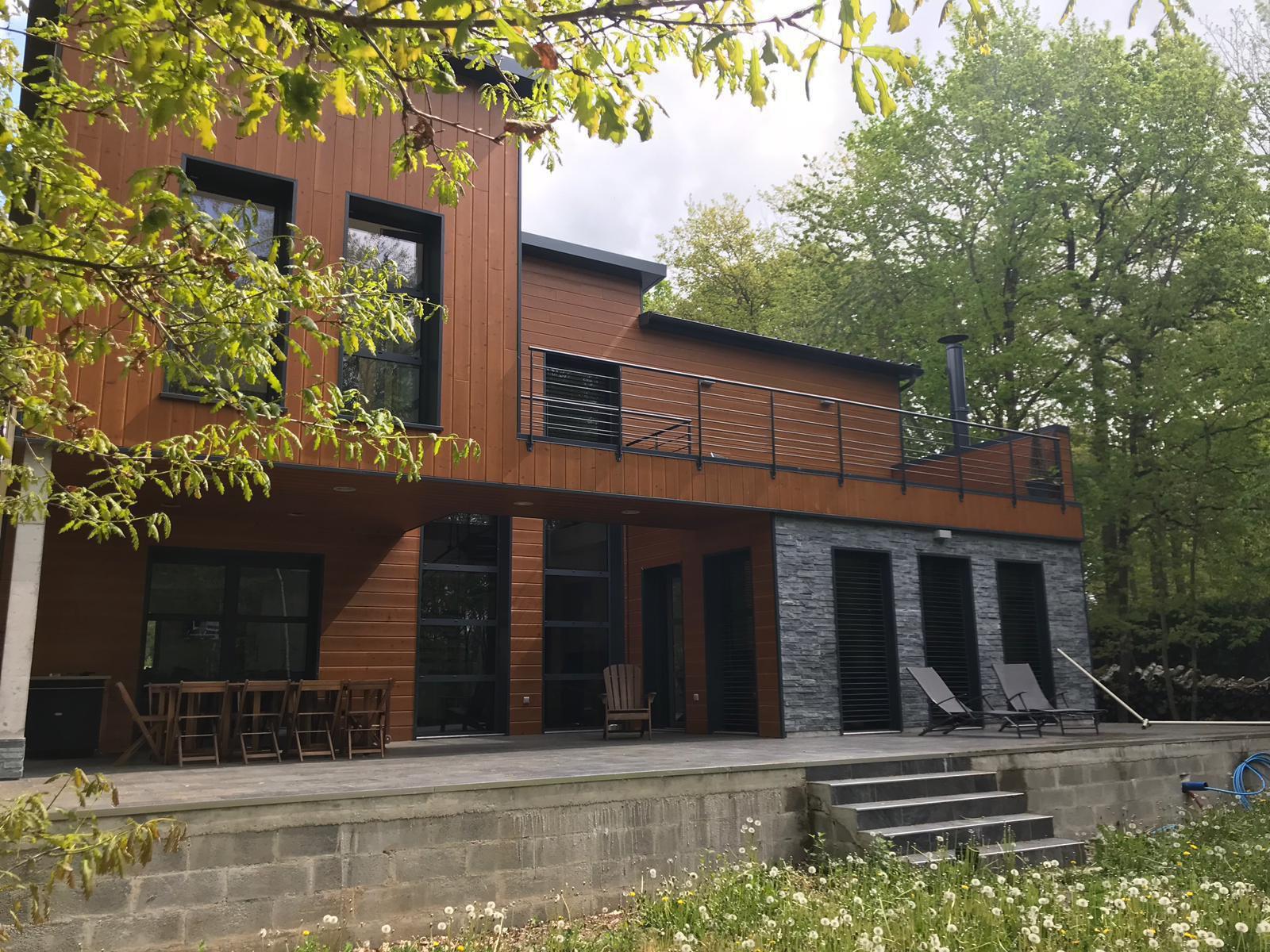 Maison d'architecte proche EVREUX