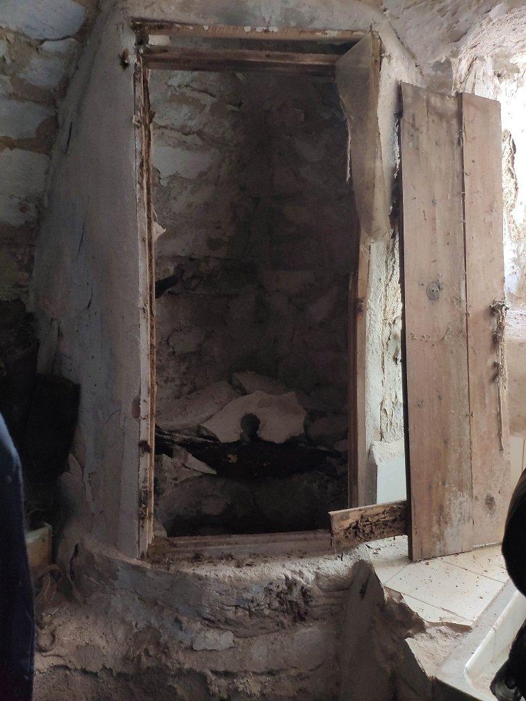 Gran Casa de Pueblo del siglo XIX en estado original