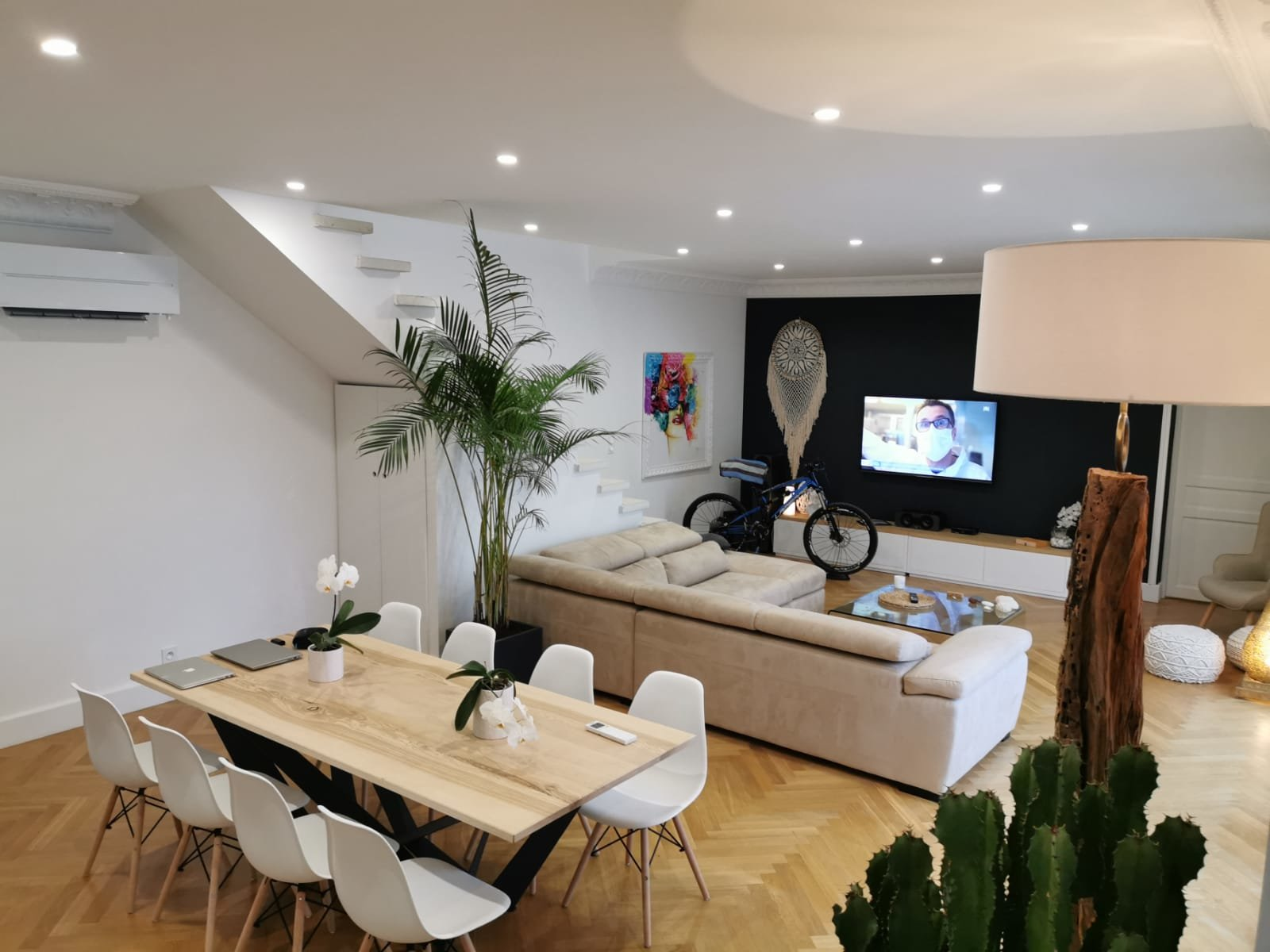 12 km de Narbonne (Salleles d'Aude) Villa T5 145m² avec garage et piscine