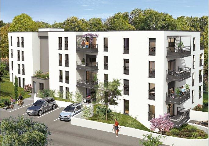 Achat Appartement, Surface de 48.28 m², 2 pièces, Saint-Didier-au-Mont-d'Or (69370)