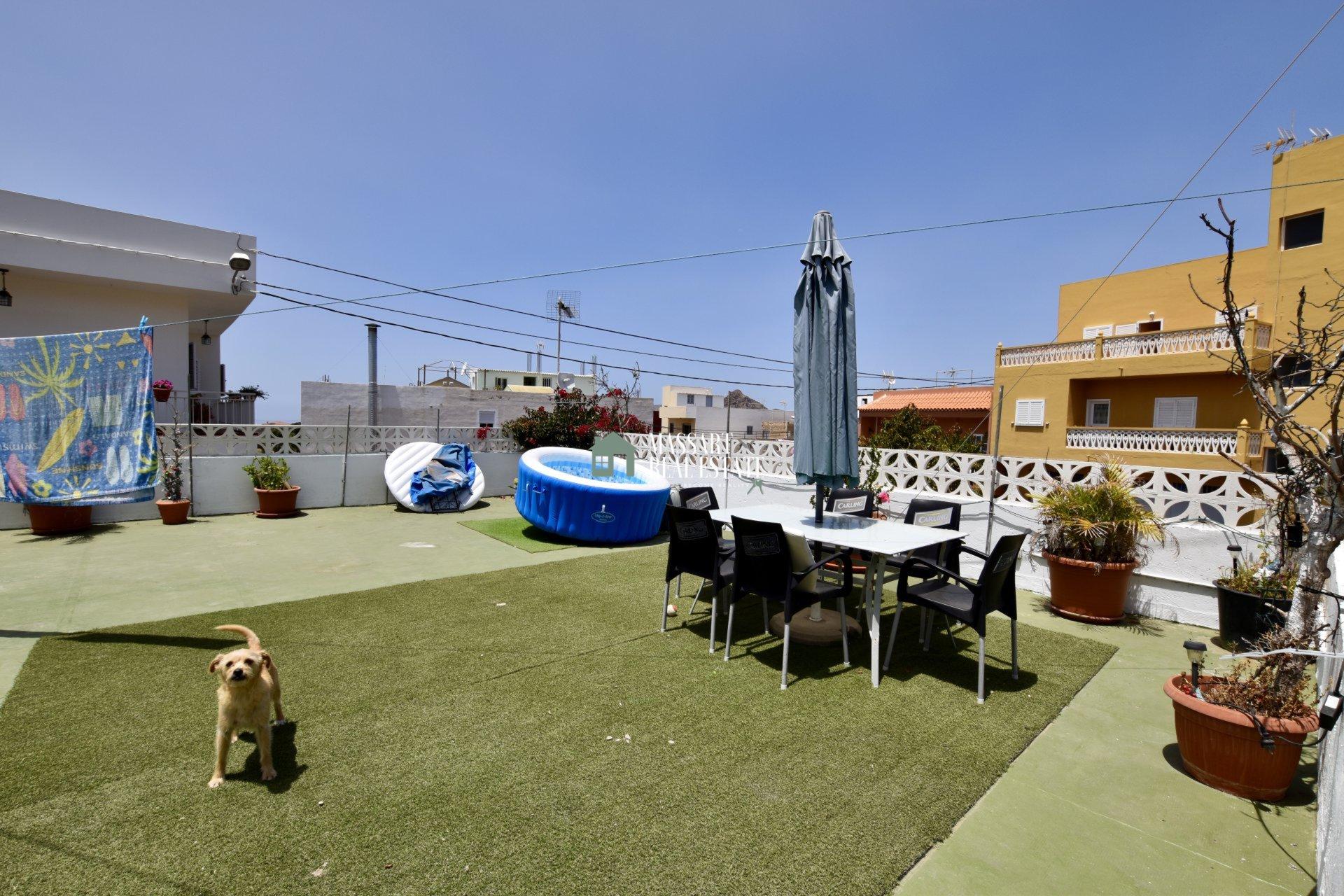 En alquiler en Buzanada, apartamento funcional de 70 m2… ideal para una pareja con un niño pequeño.