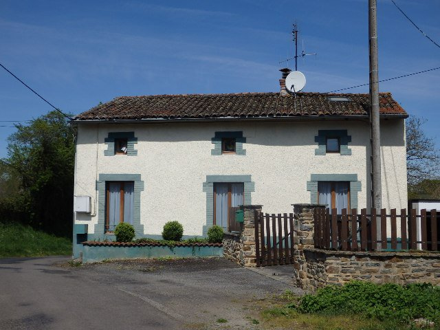 Maison avec vue !  - Bussière-Poitevine - Haute Vienne