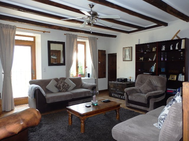 Jolie maison avec belle vue  - Bellac - Haute Vienne
