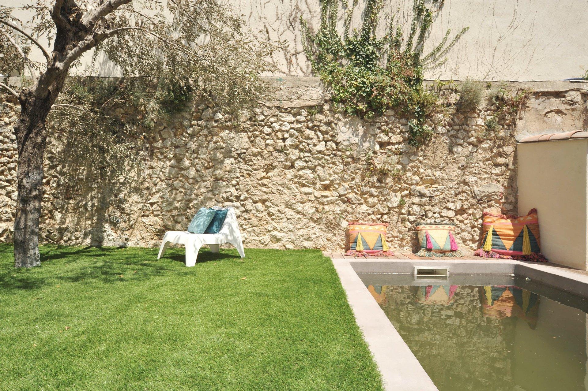Vauban - Splendide duplex contemporain 186m² jardin et piscine