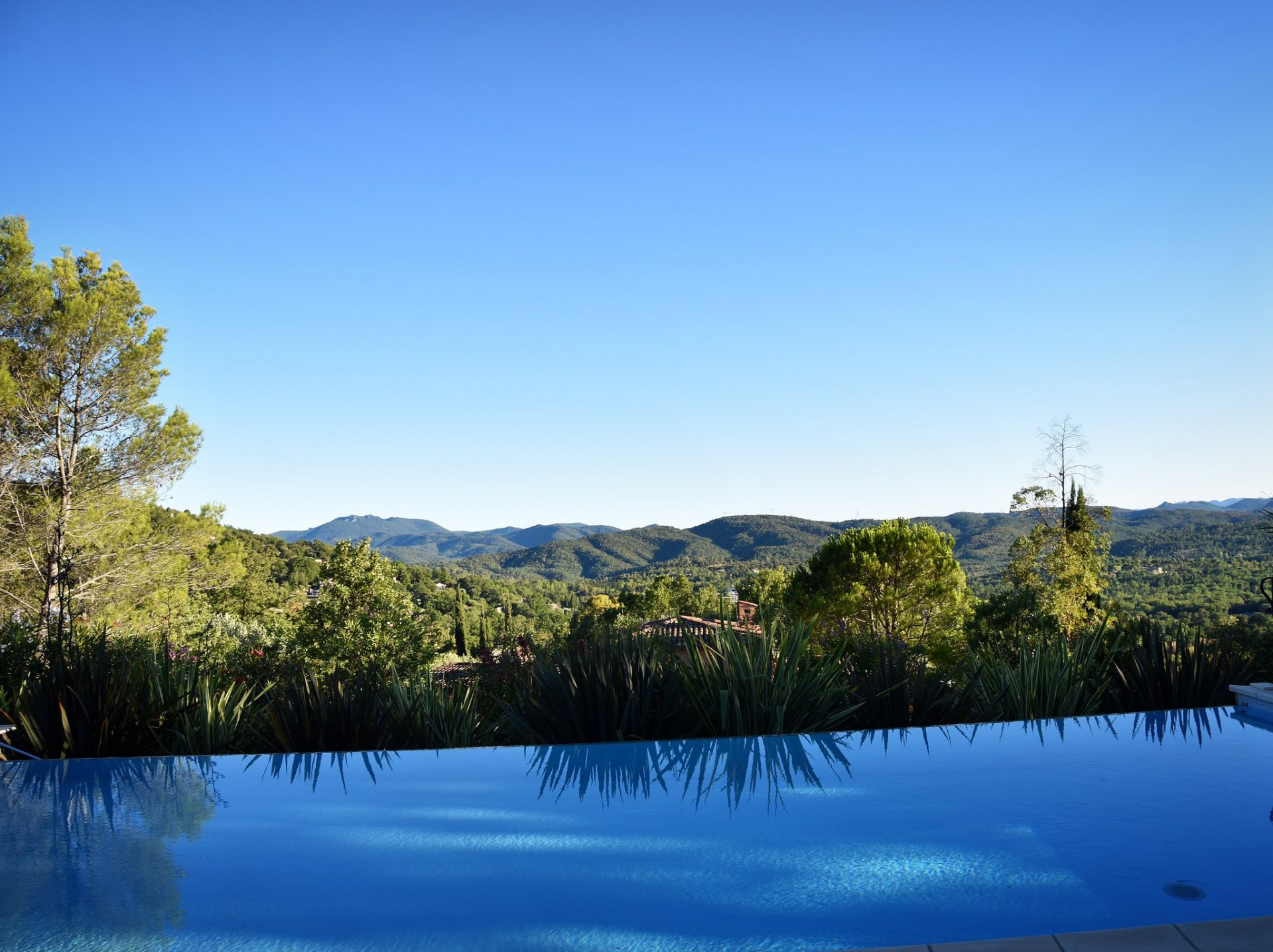 Pays de Fayence  property  with panoramic view