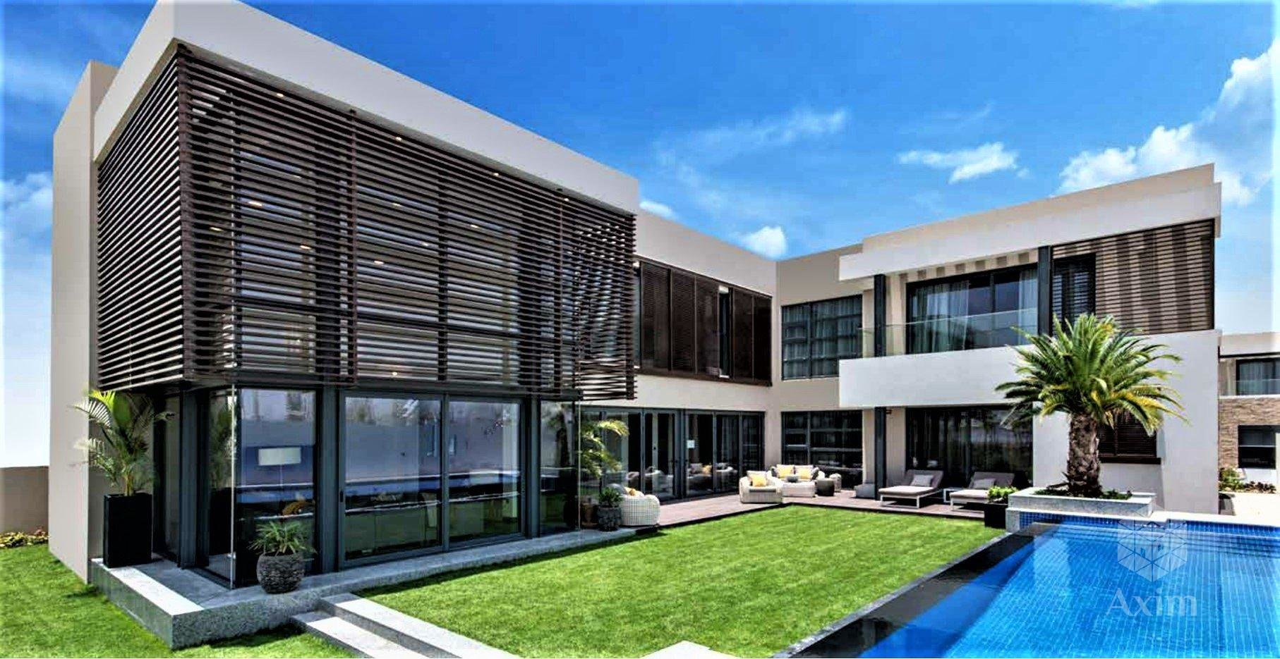 Ultra modern luxury villa with pool