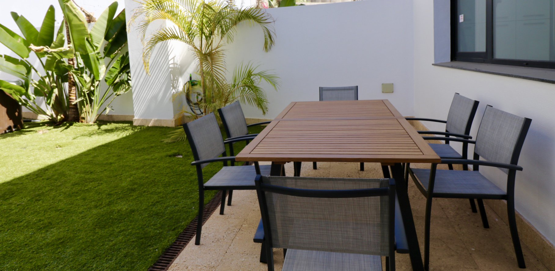 For rent in San Miguel, luxury house