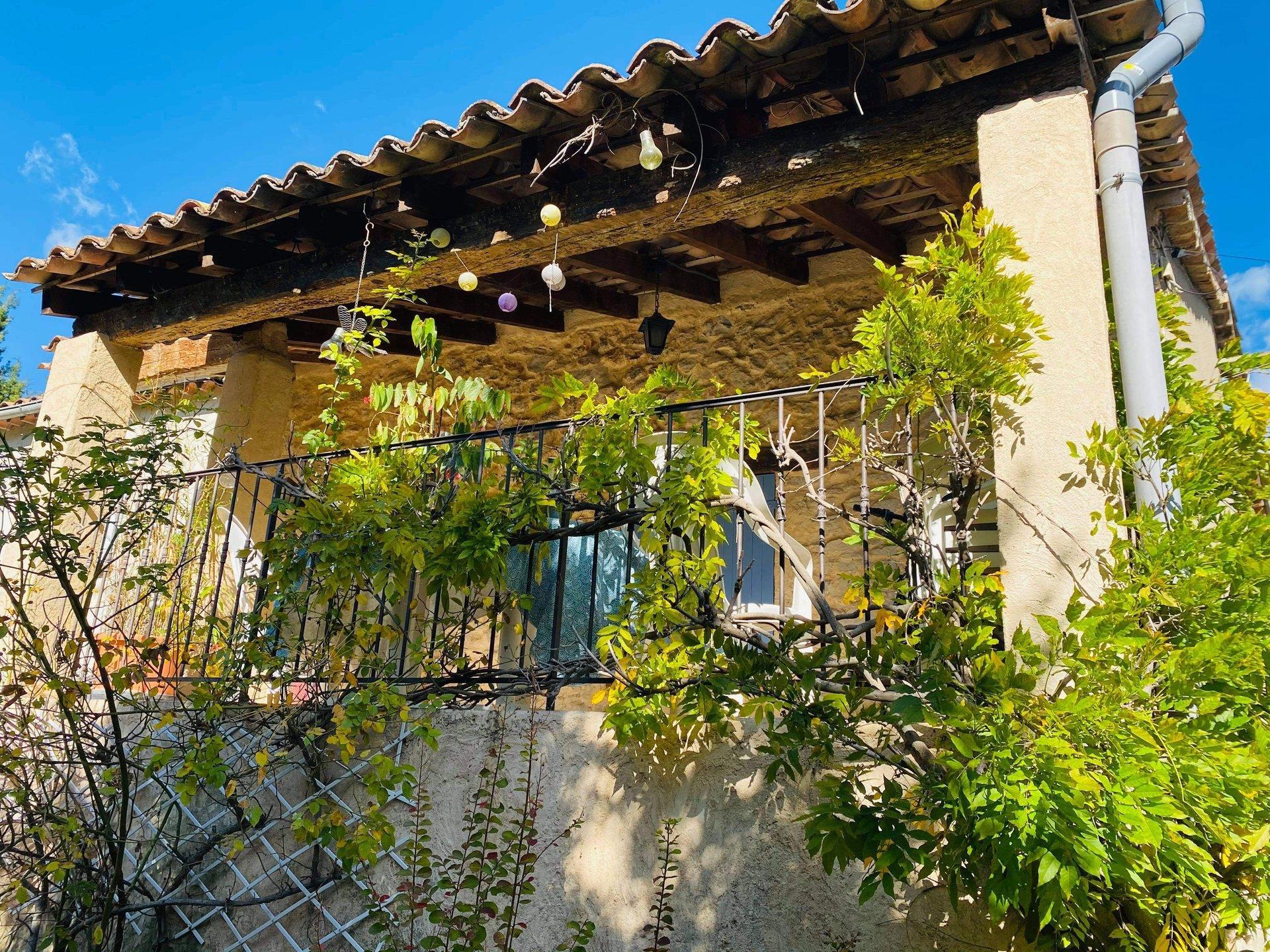House with terrace in Fayence
