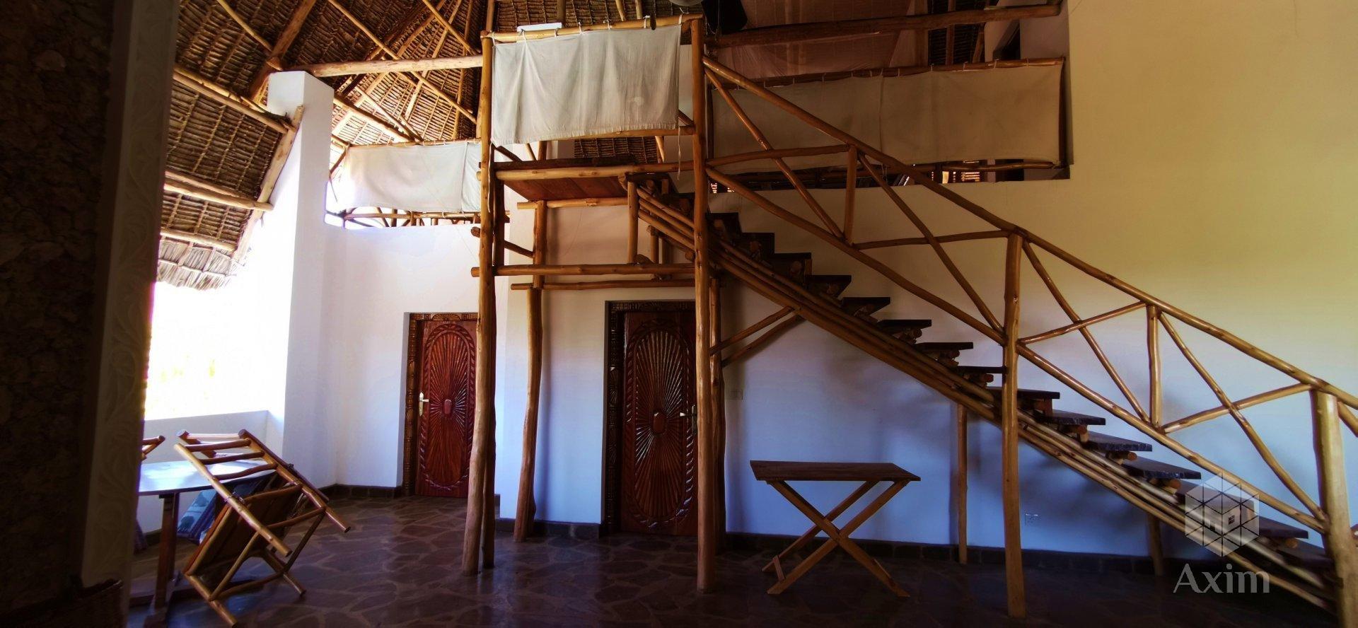 Construcción Casa - Watamu - Kenia