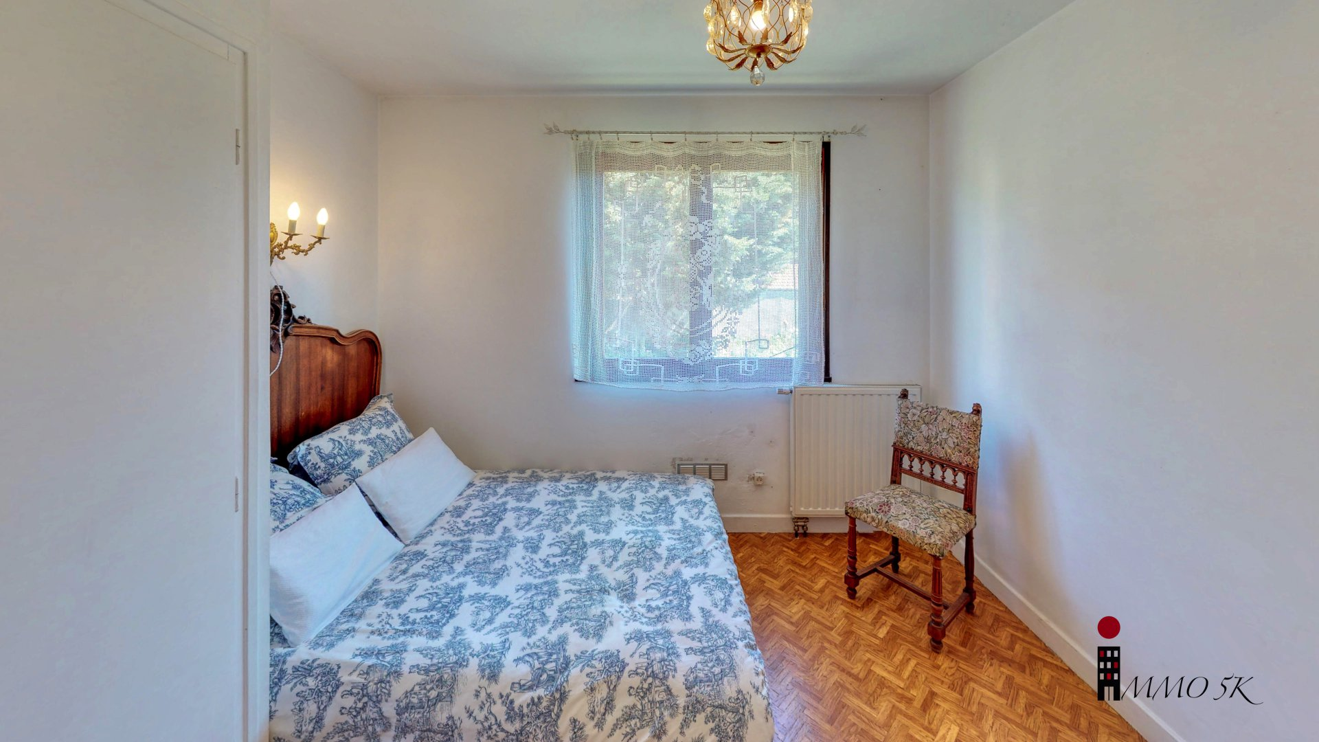 Maison 124m2 - 6 Pièces - 4 Chambres - 1154m2 de terrain