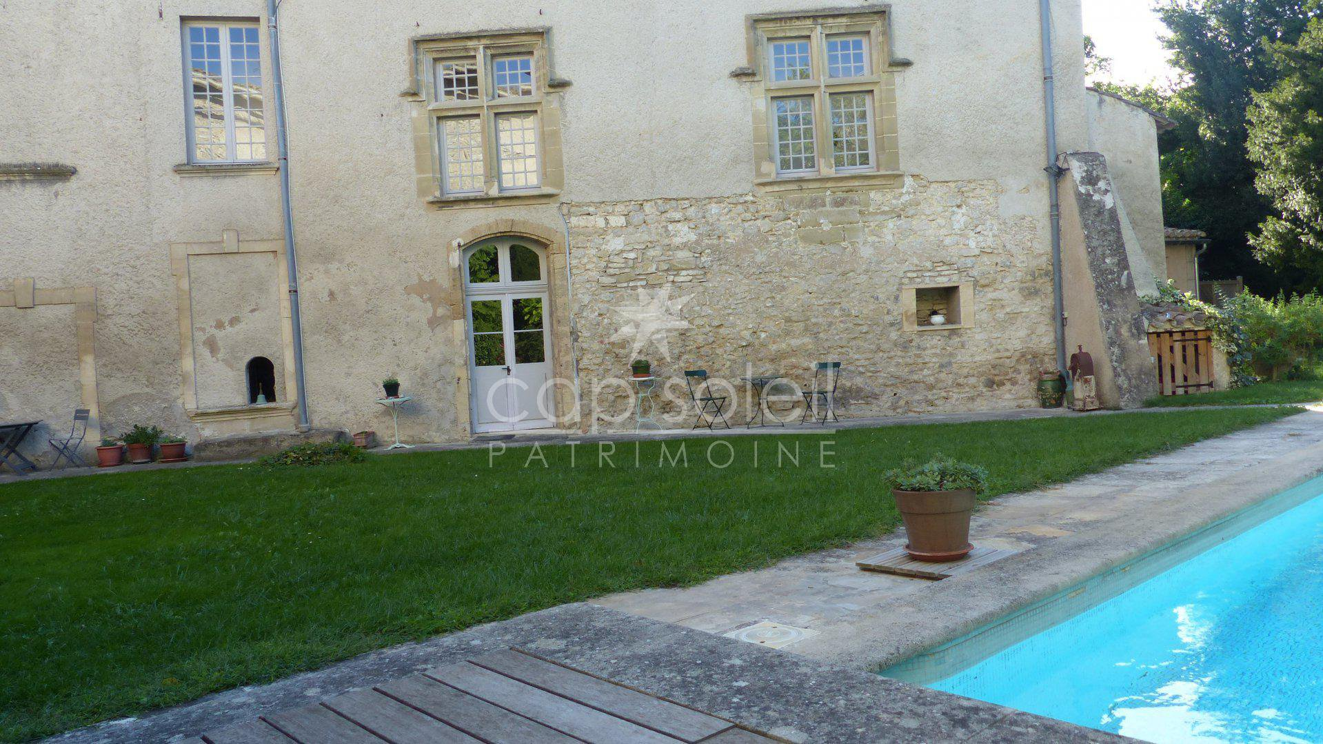 Sale Mansion - L'Isle-sur-la-Sorgue