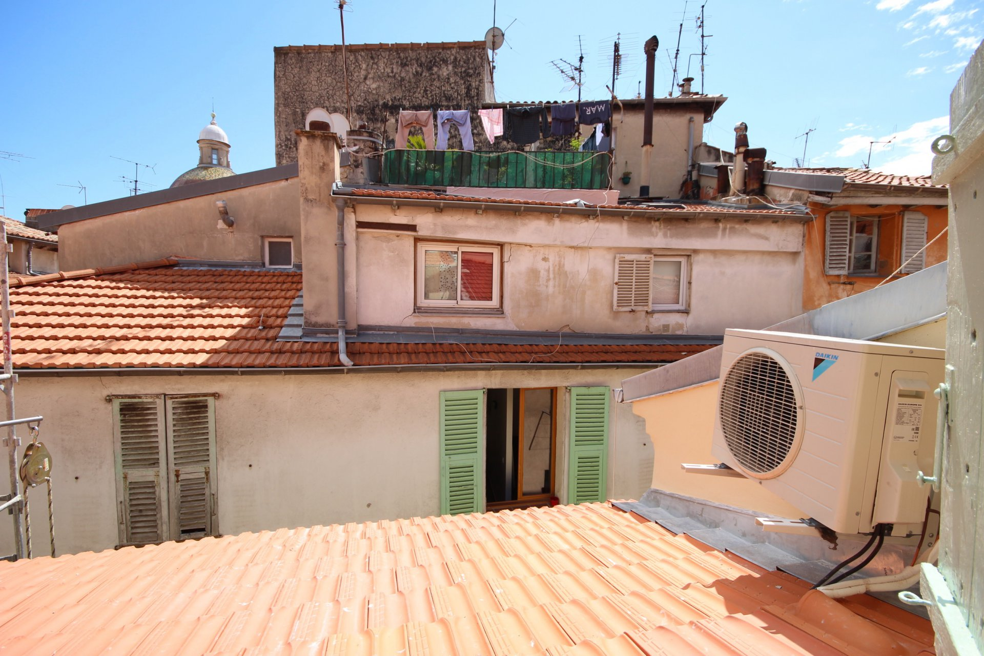 A vendre, Studio, Nice centre - Vieux Nice