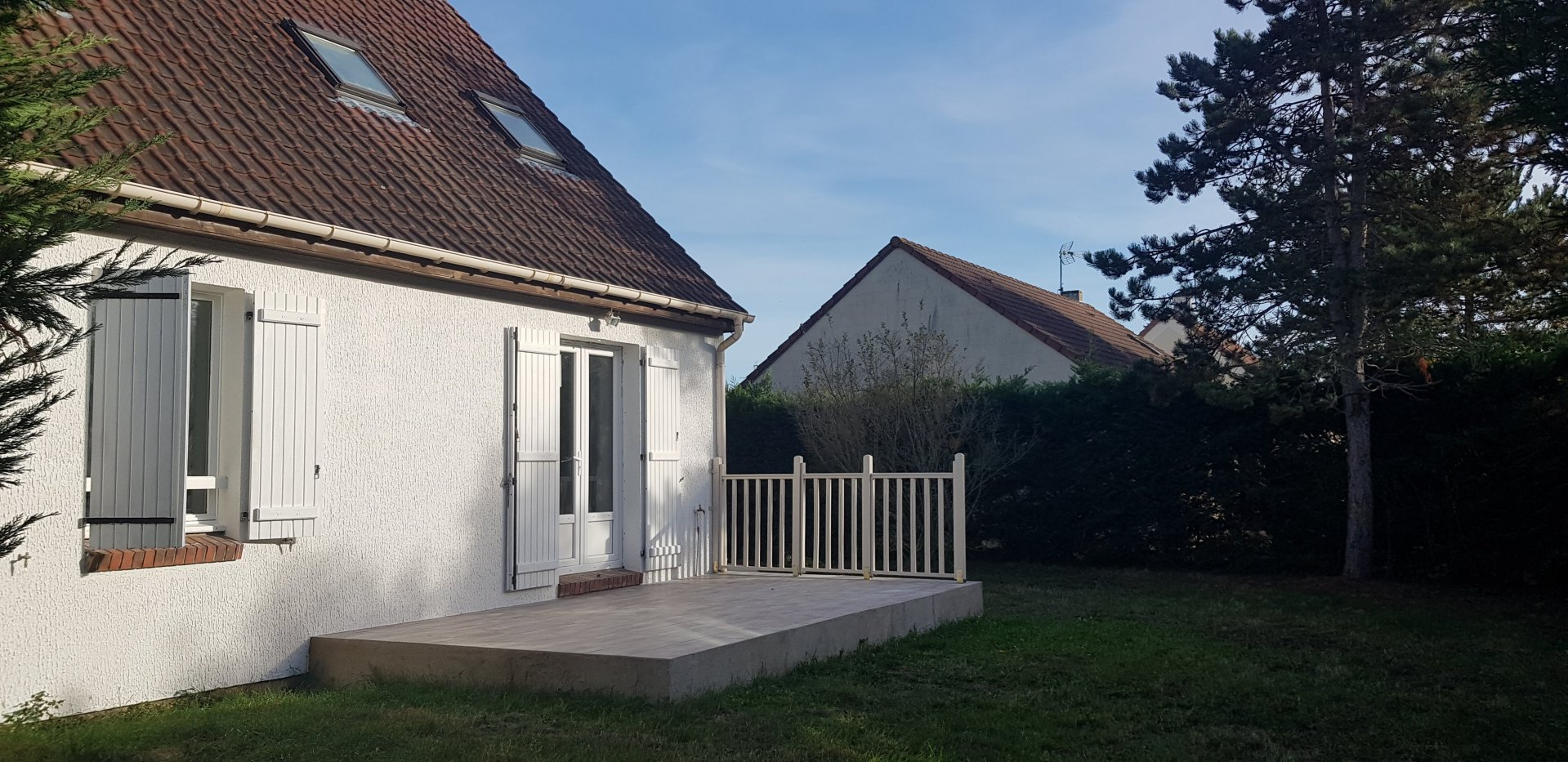 pavillon sans travaux