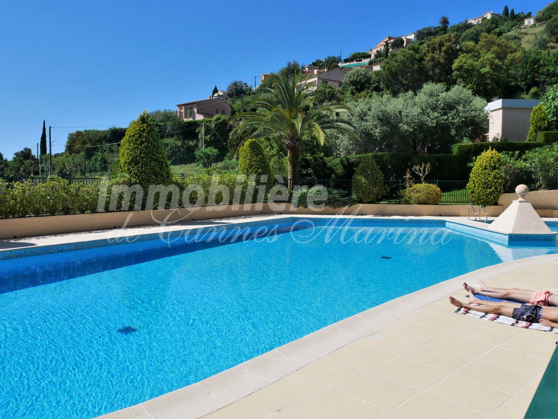 3-bedroom apartment - Nice residence with pool