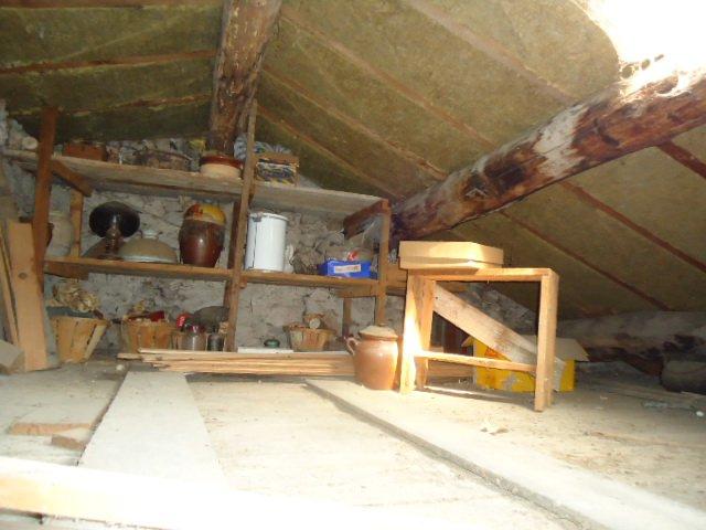 Maison de village avec potager