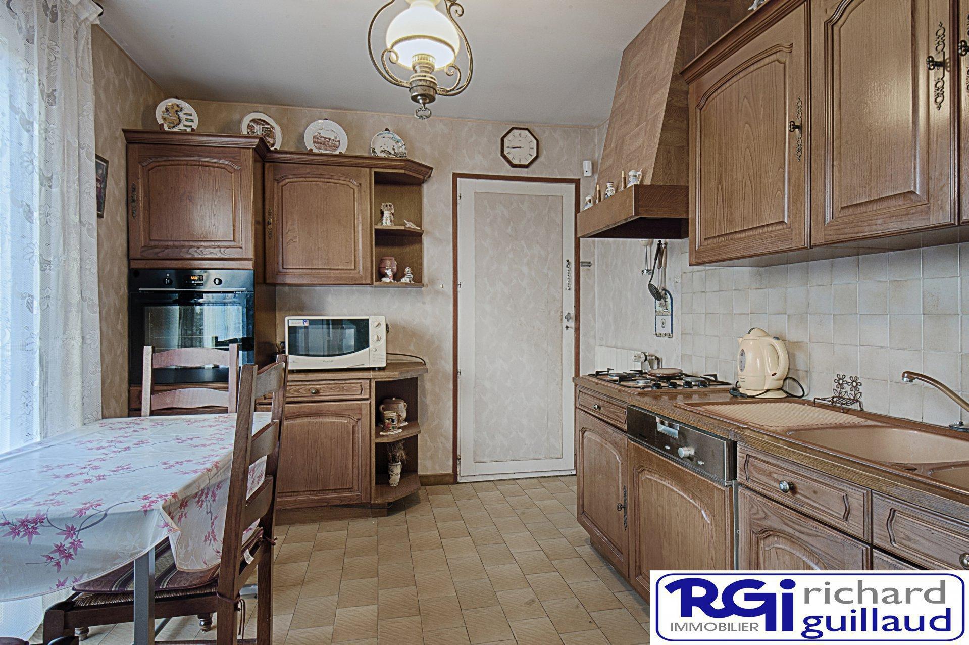 Maison plain pied 2 chambres avec garage