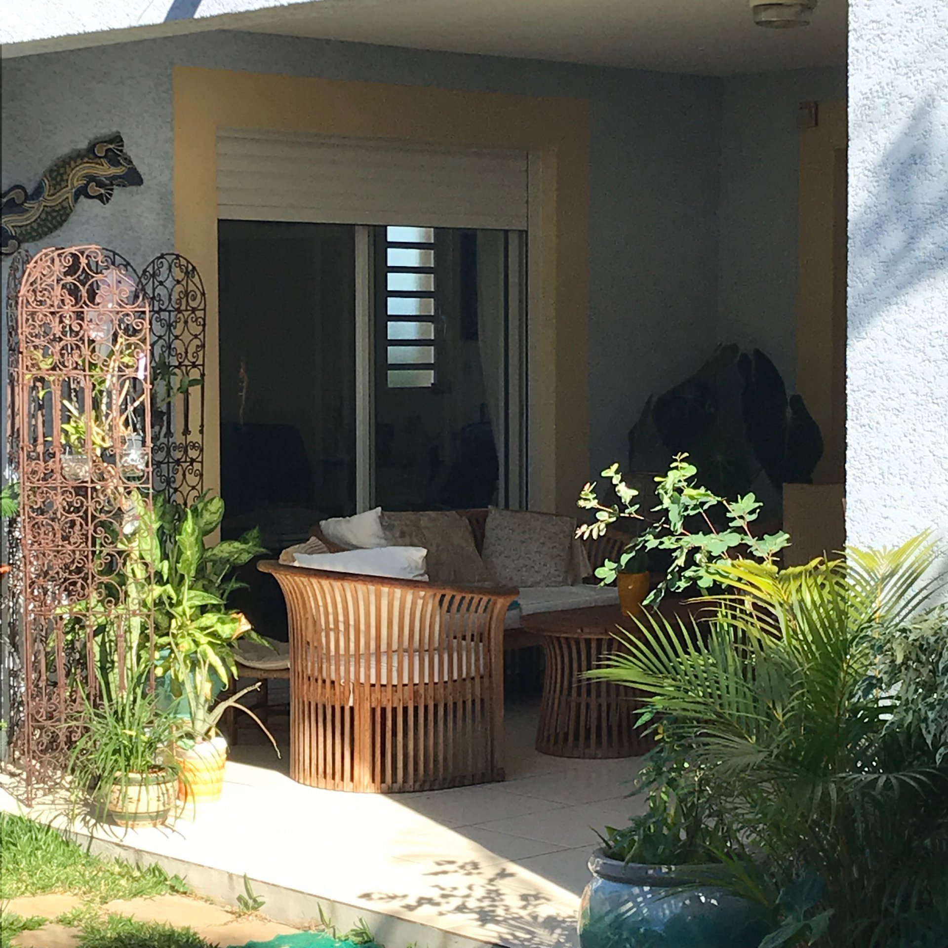 A La Rivière Saint Louis villa F4 à 262 000€