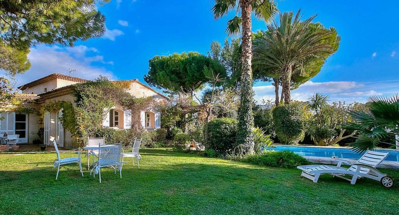 Bastide provençale Antibes