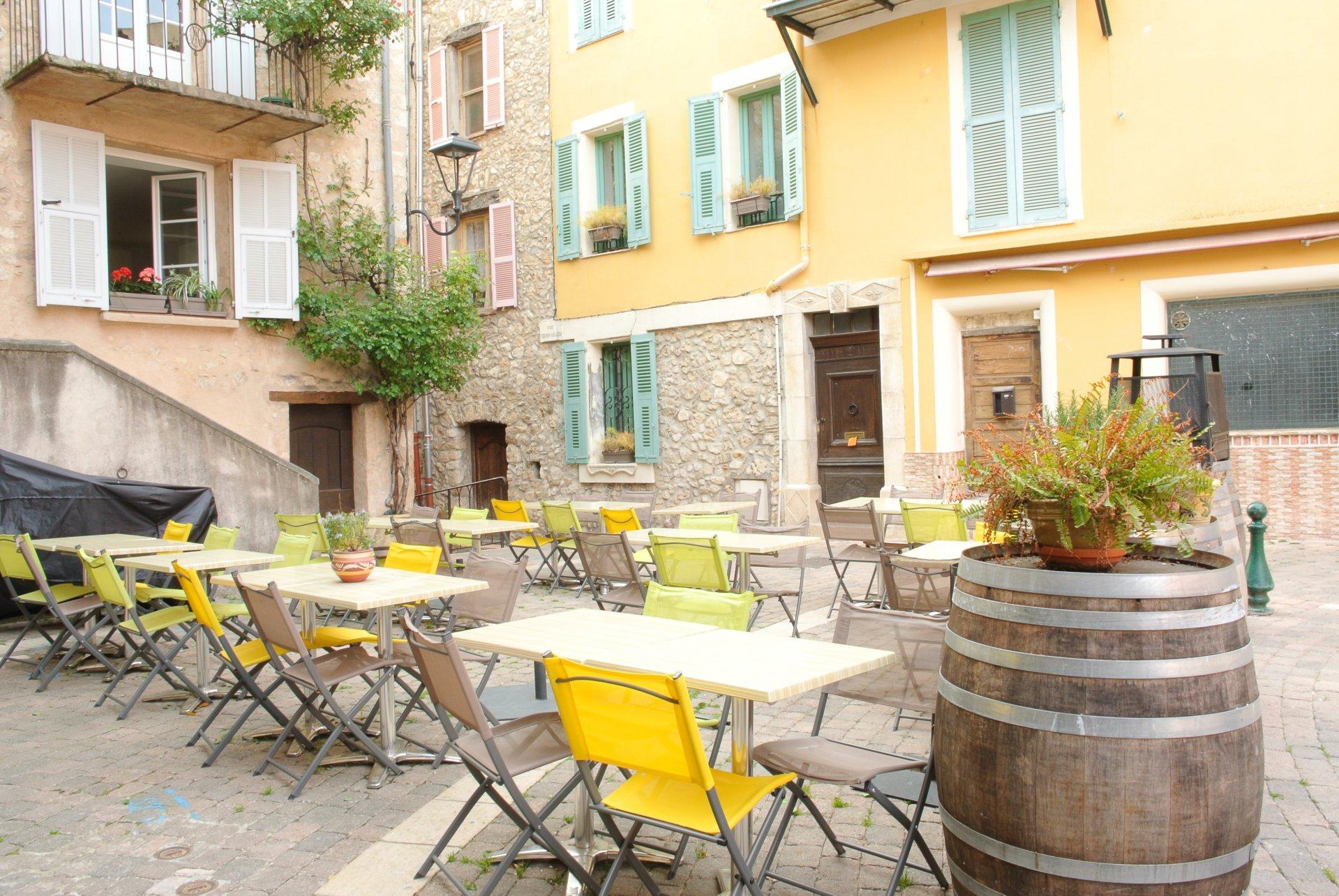 Sale Business assets - Gattières Village