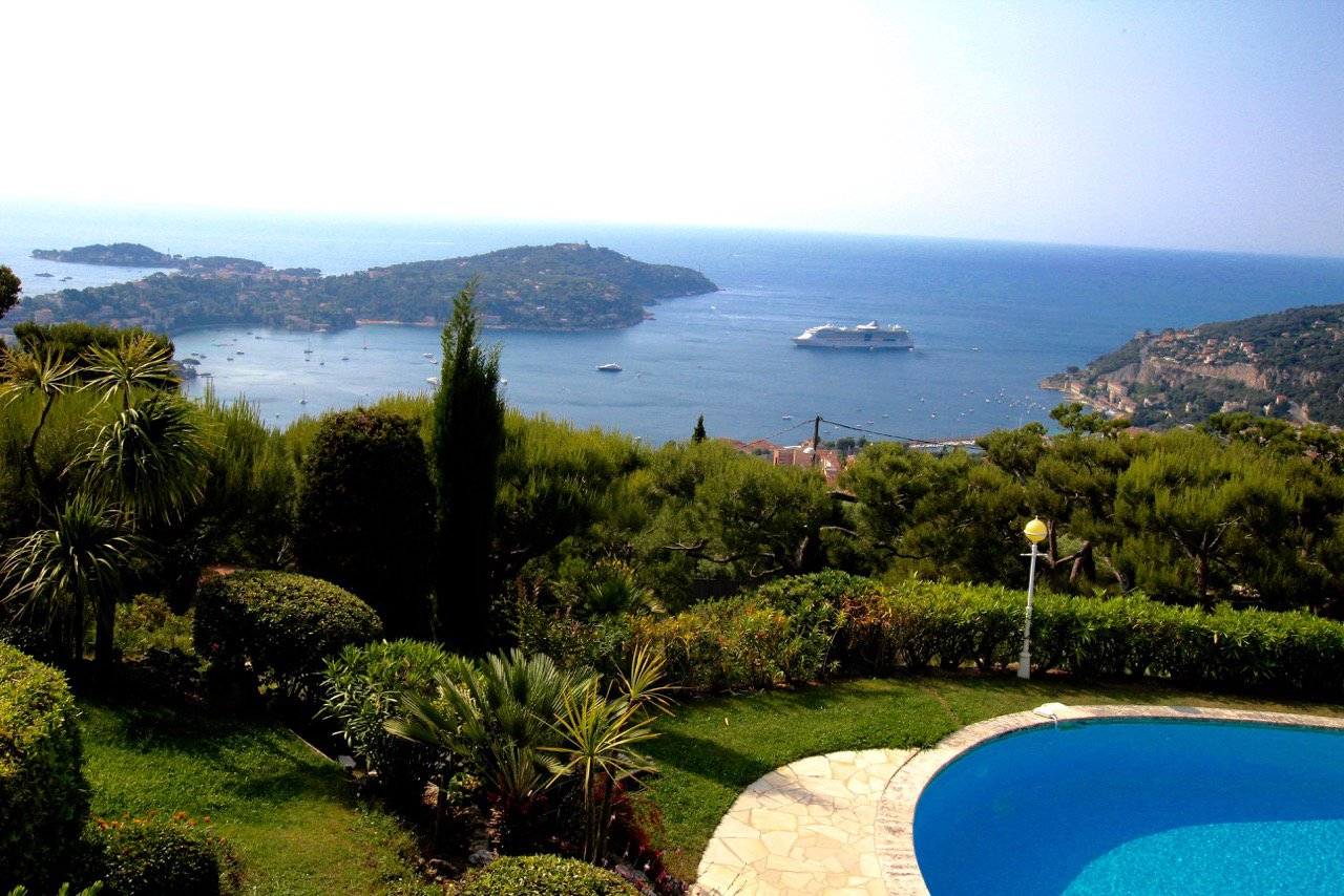 Nice-Le Vinaigrier- 2/3 Bedroom - Stunning terrace sea view