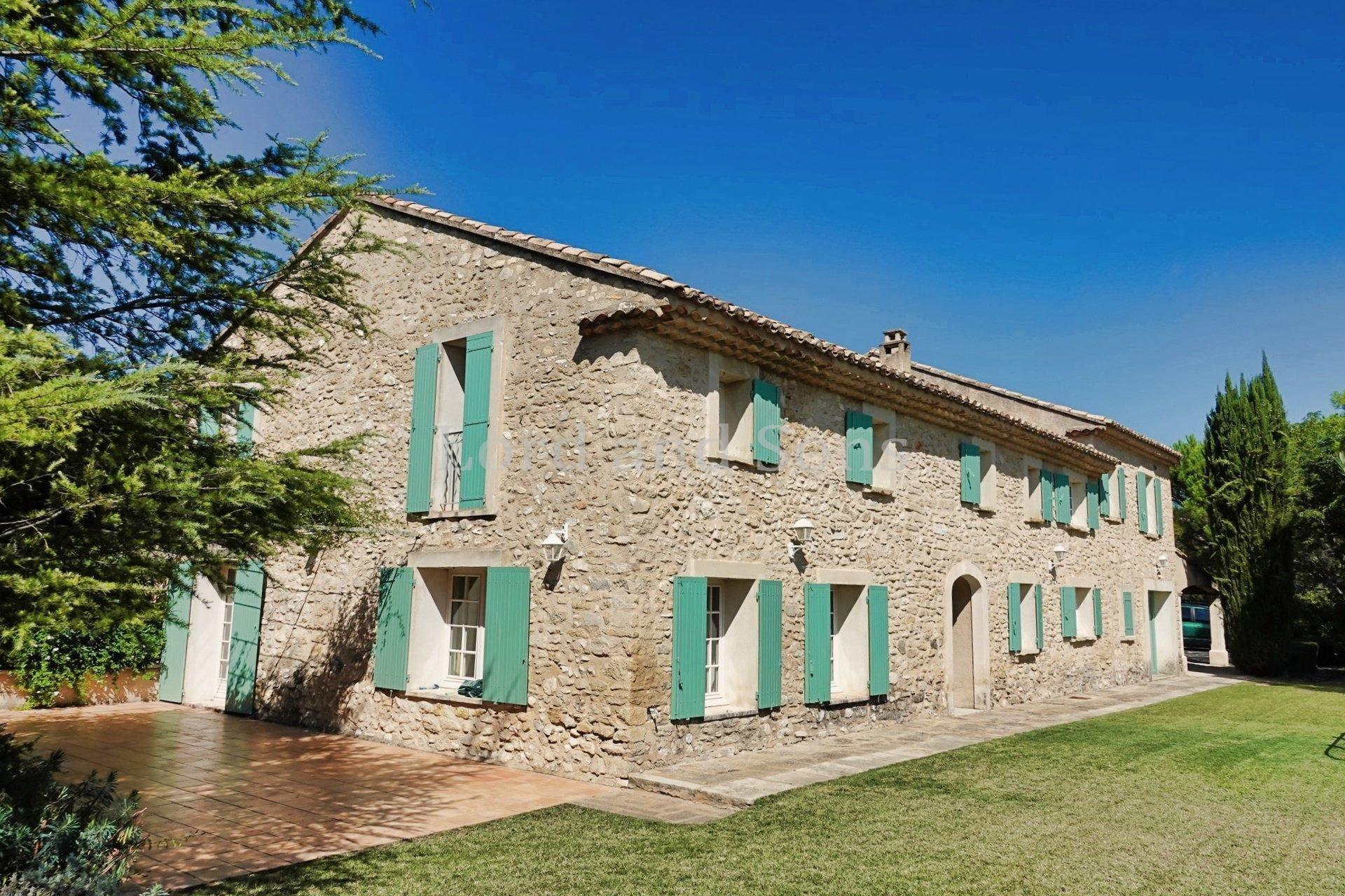immobilier Beaumes-de-Venise