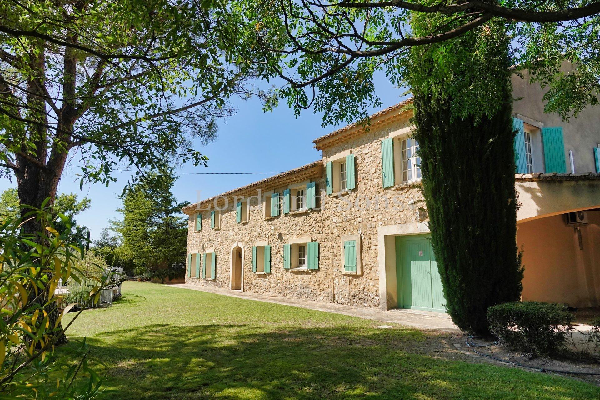 immobilier prestige Le Barroux