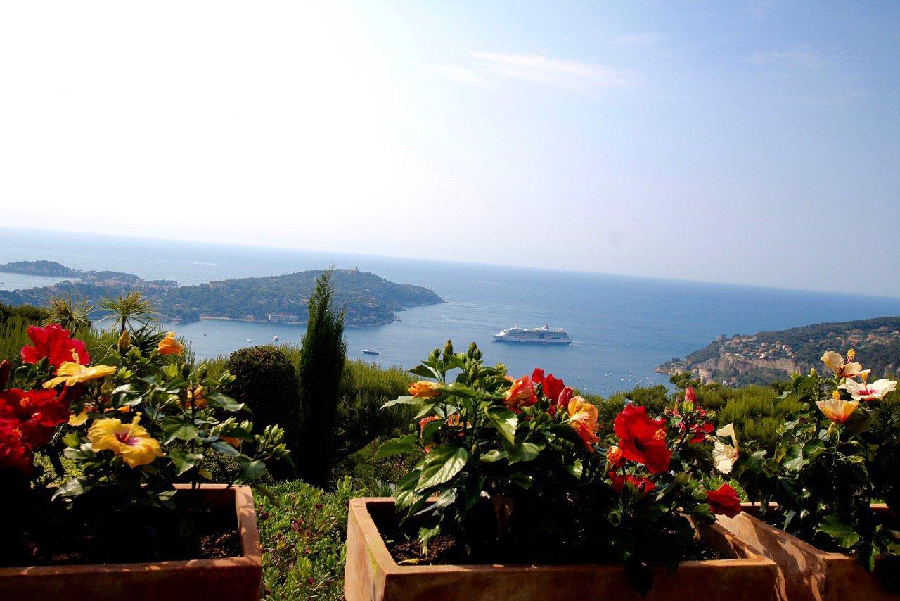 Nice-Le Vinaigrier- 3 Bedroom - Stunning terrace sea view