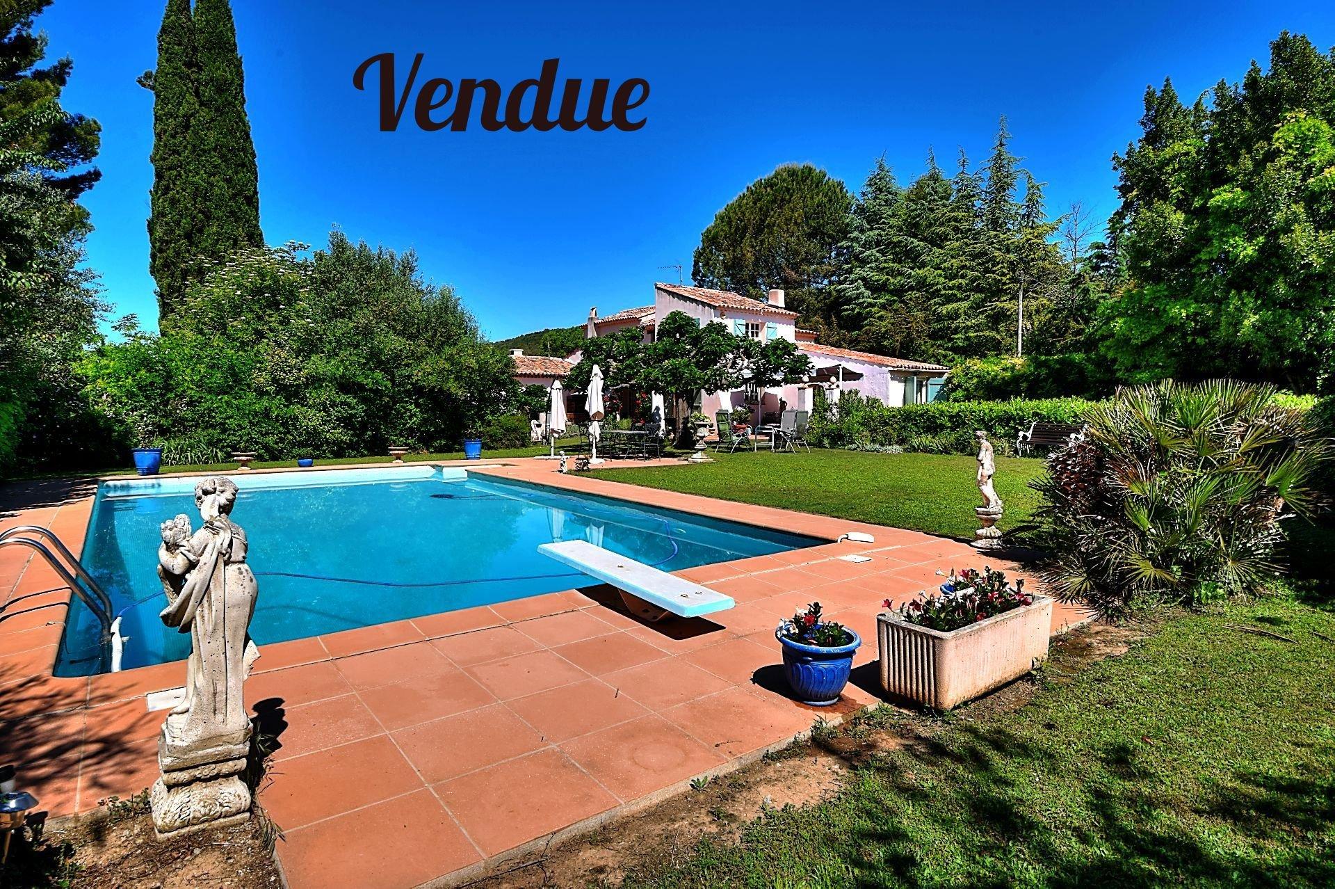 Villa Villecroze Provence