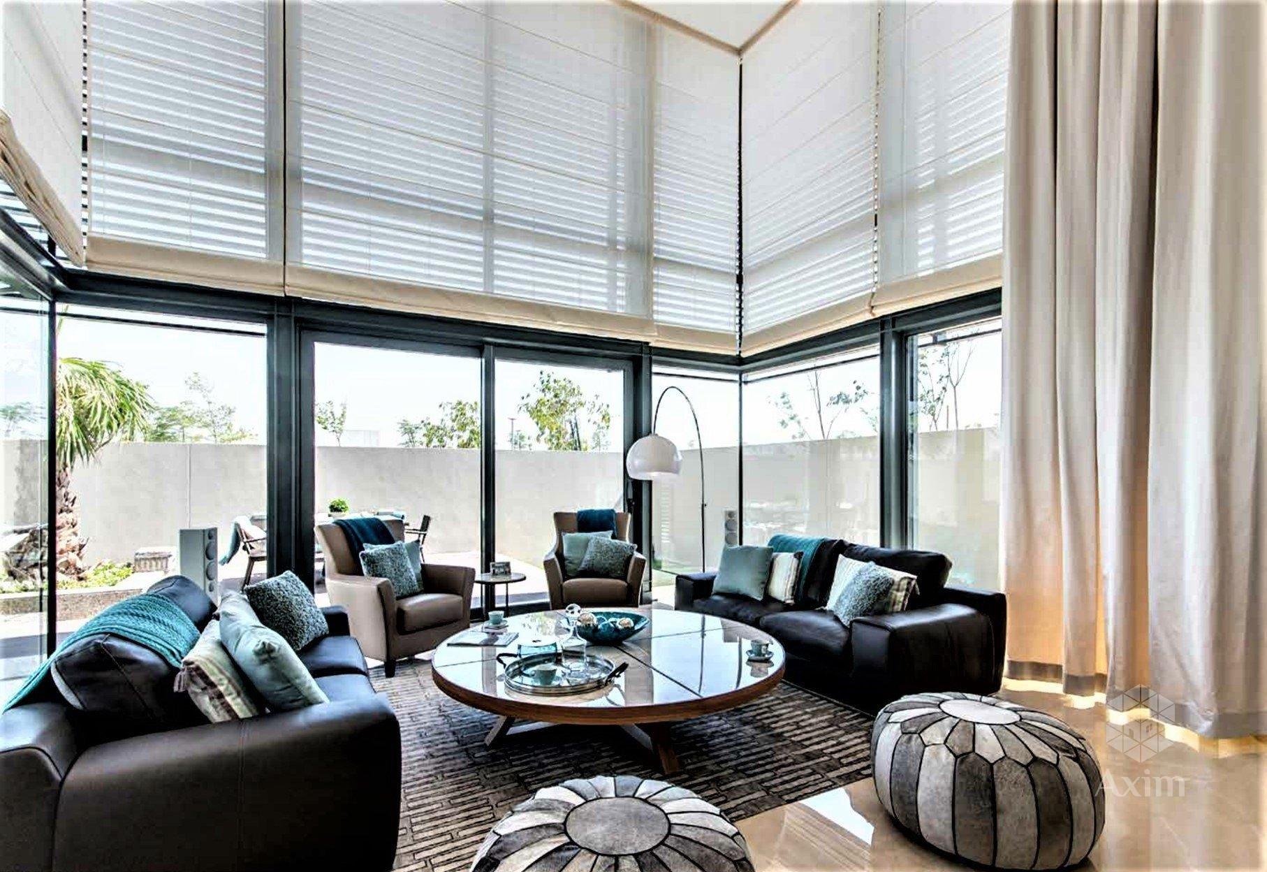 Villa de luxe ultra moderne avec piscine à Dubai